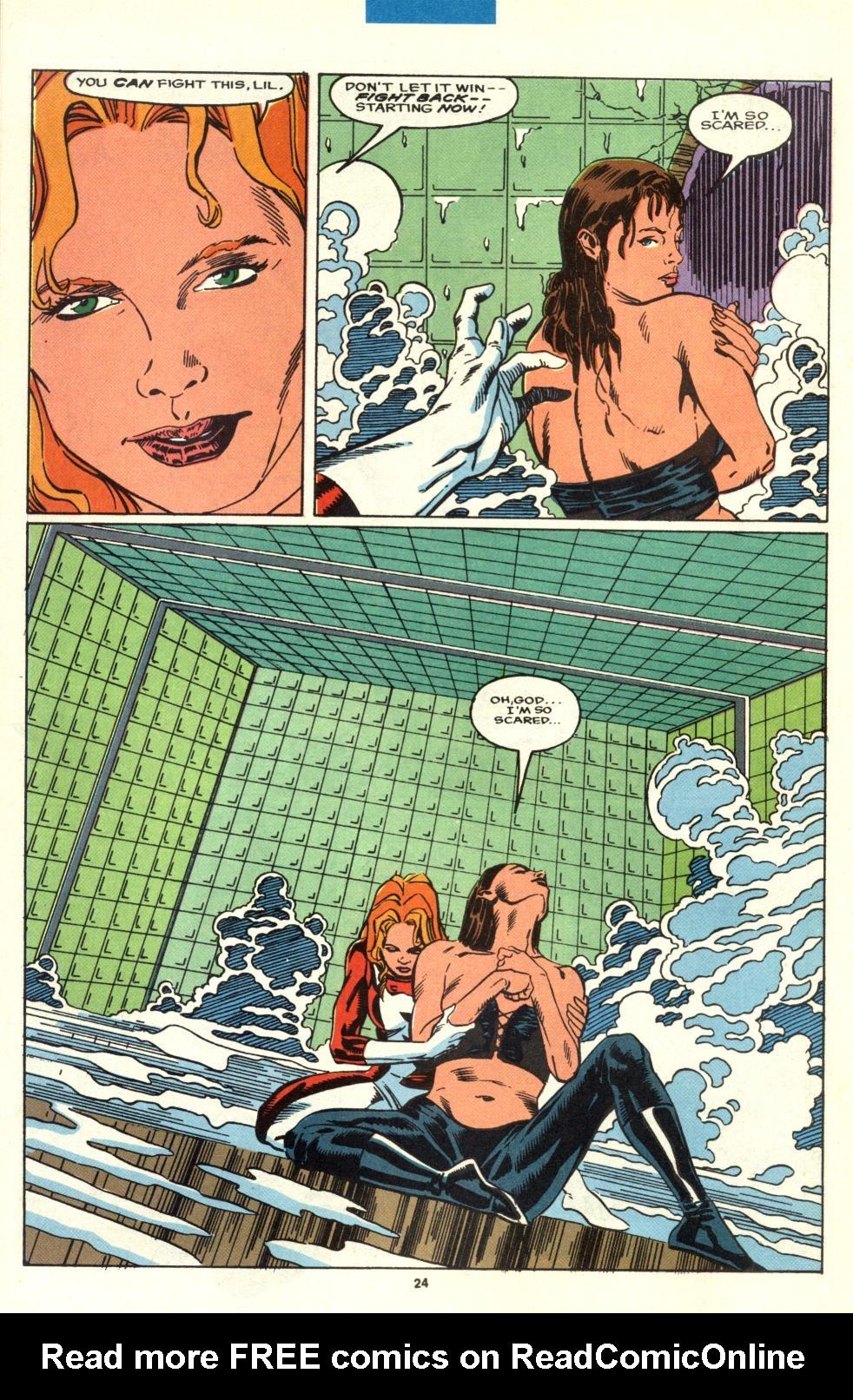 Read online Alpha Flight (1983) comic -  Issue #95 - 19