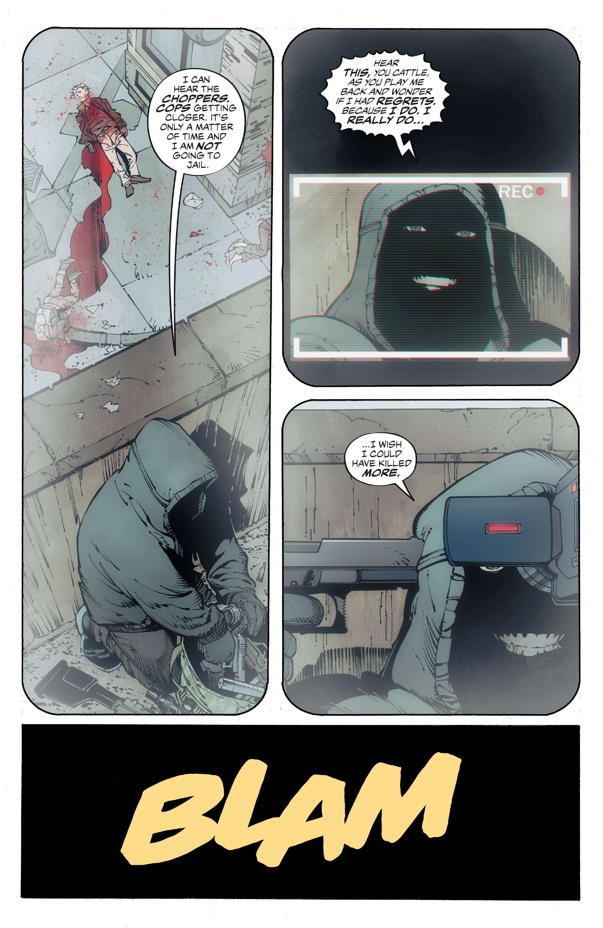 Read online Reborn comic -  Issue #6 - 5
