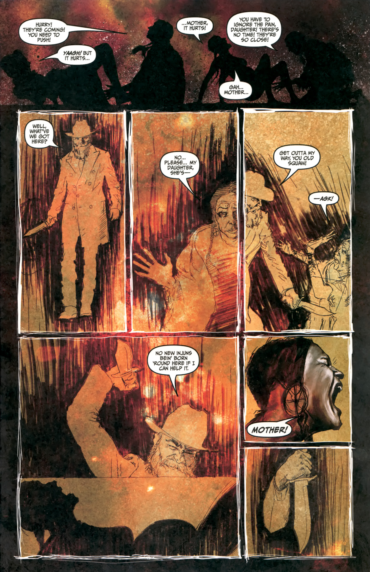 Read online Silent Hill: Past Life comic -  Issue #4 - 20