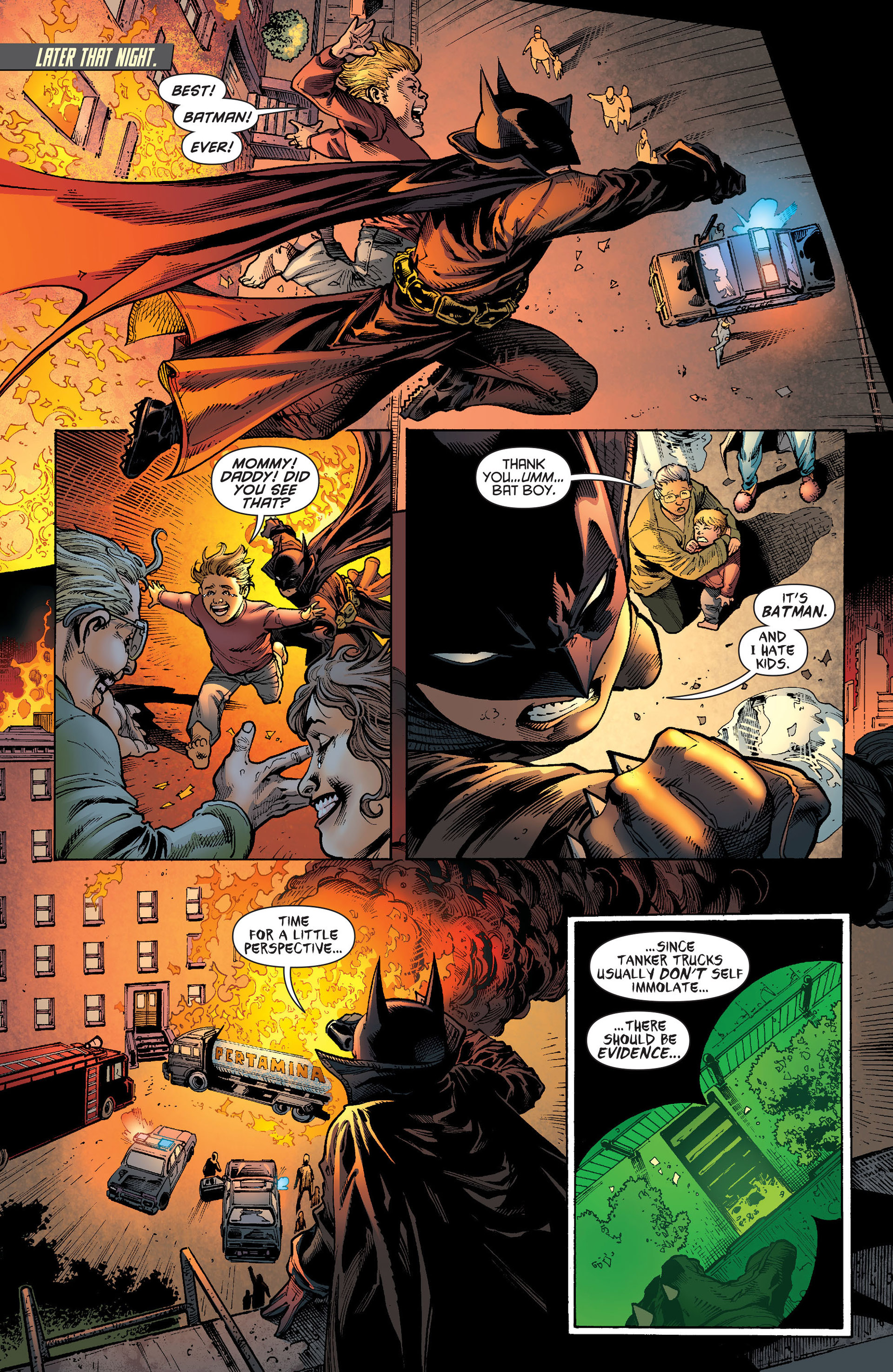 Read online Batman and Robin (2011) comic -  Issue # Annual 1 - 28
