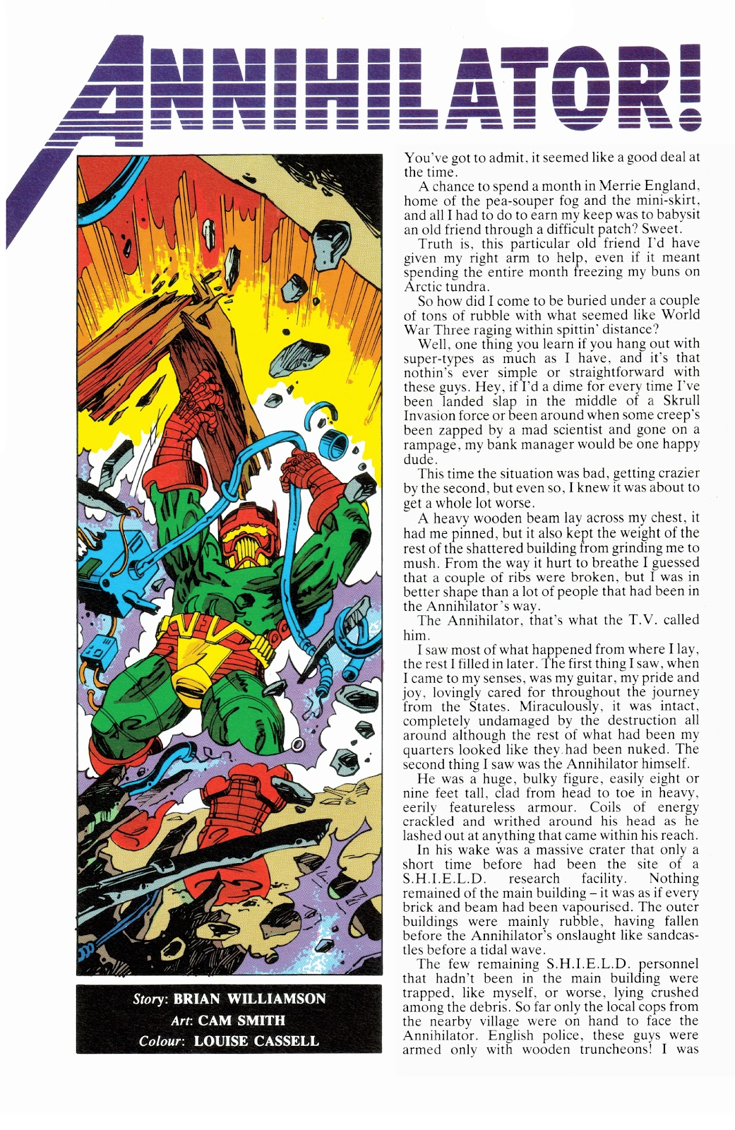 Read online Hulk: From The Marvel UK Vaults comic -  Issue # TPB (Part 3) - 38