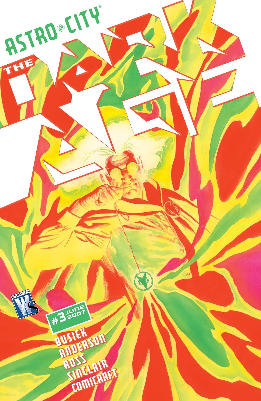 Astro City: Dark Age/Book Two Issue #3 #3 - English 1
