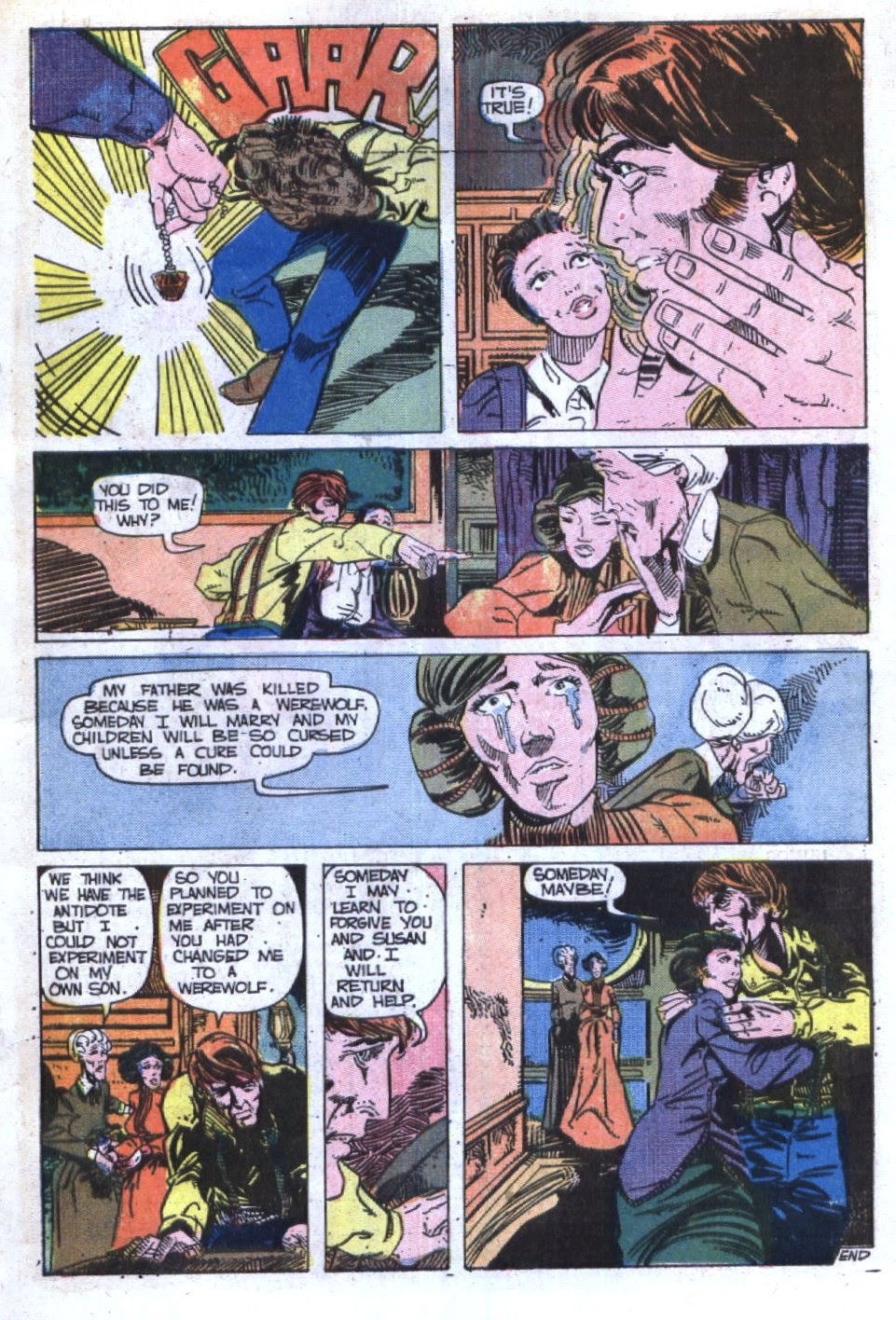 Haunted Love (1973) issue 5 - Page 19