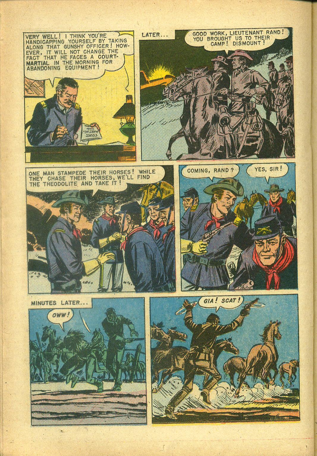 Four Color Comics issue 1116 - Page 22