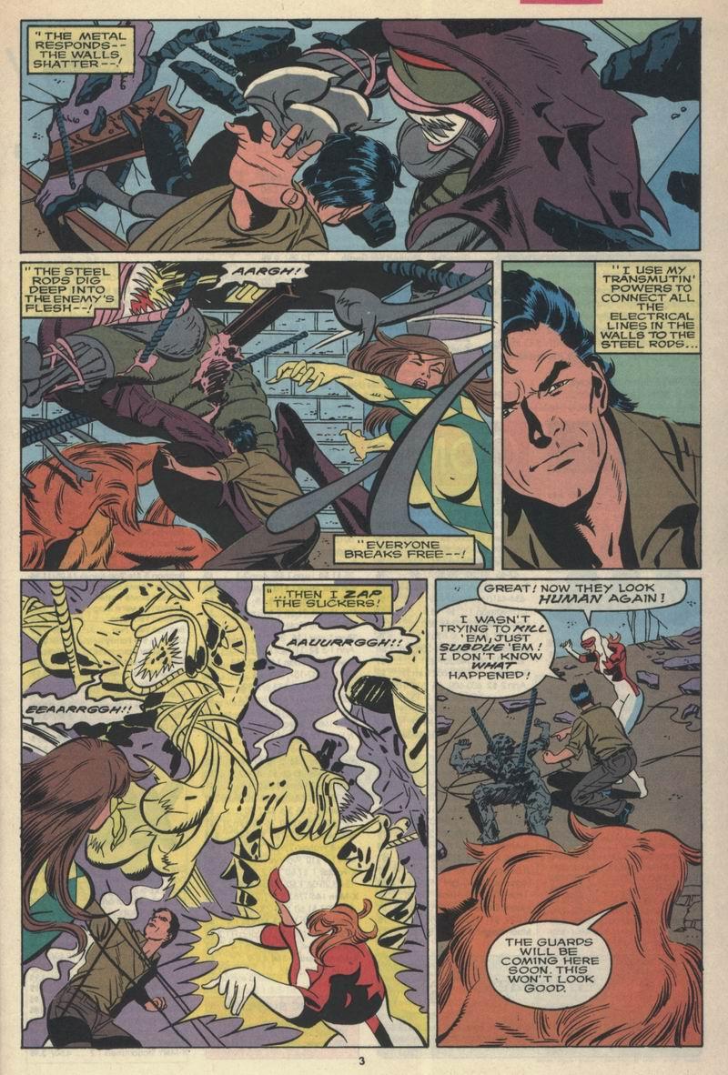 Read online Alpha Flight (1983) comic -  Issue #84 - 4