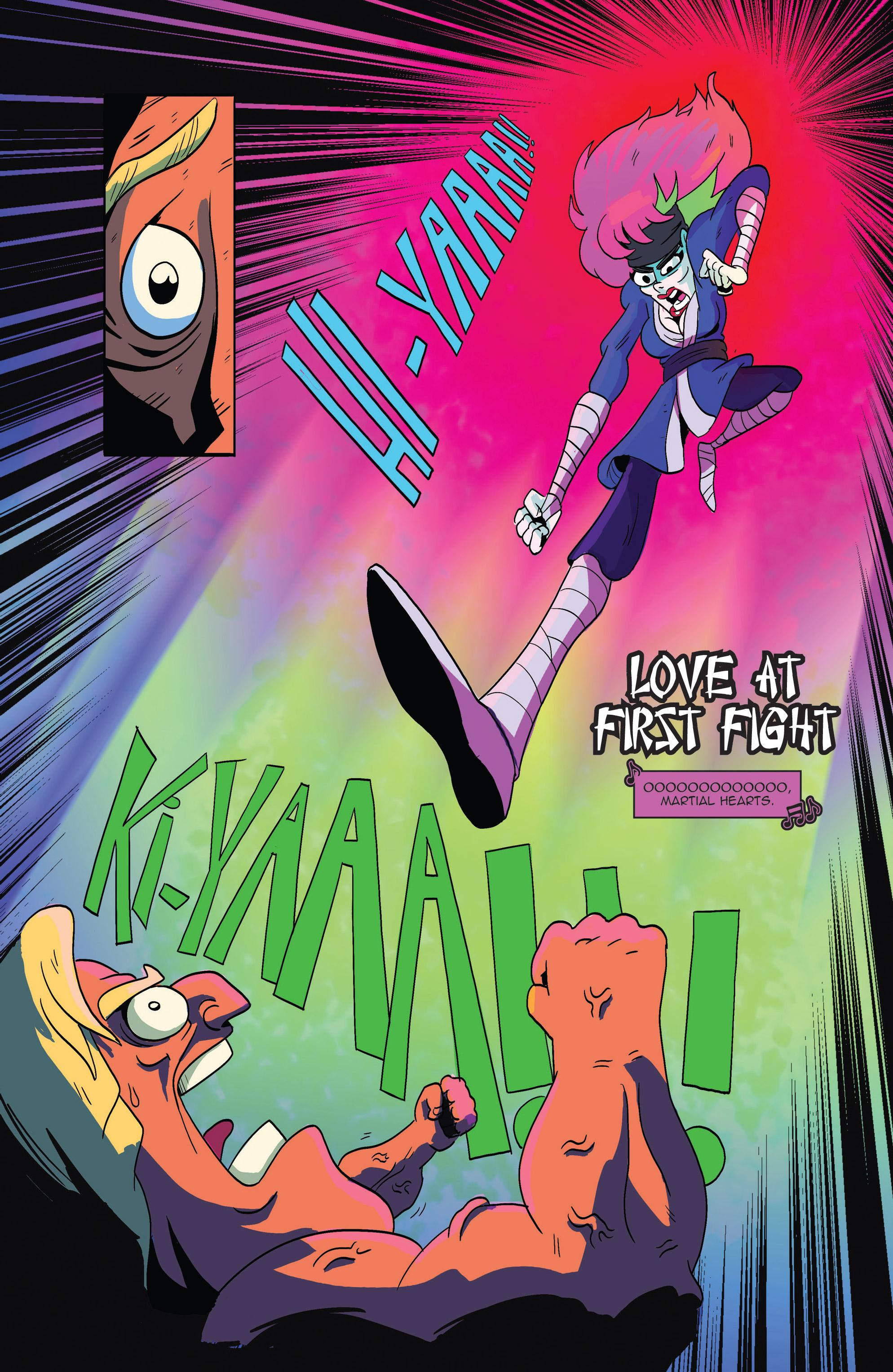 Read online AmeriKarate comic -  Issue #2 - 6