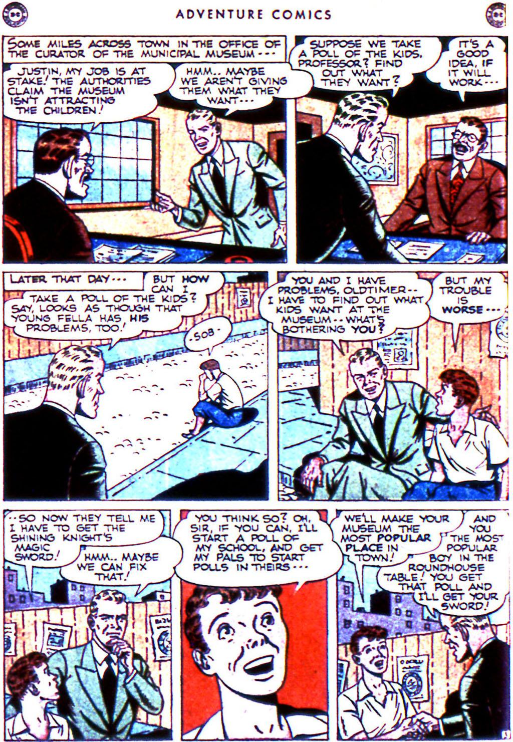 Read online Adventure Comics (1938) comic -  Issue #119 - 24