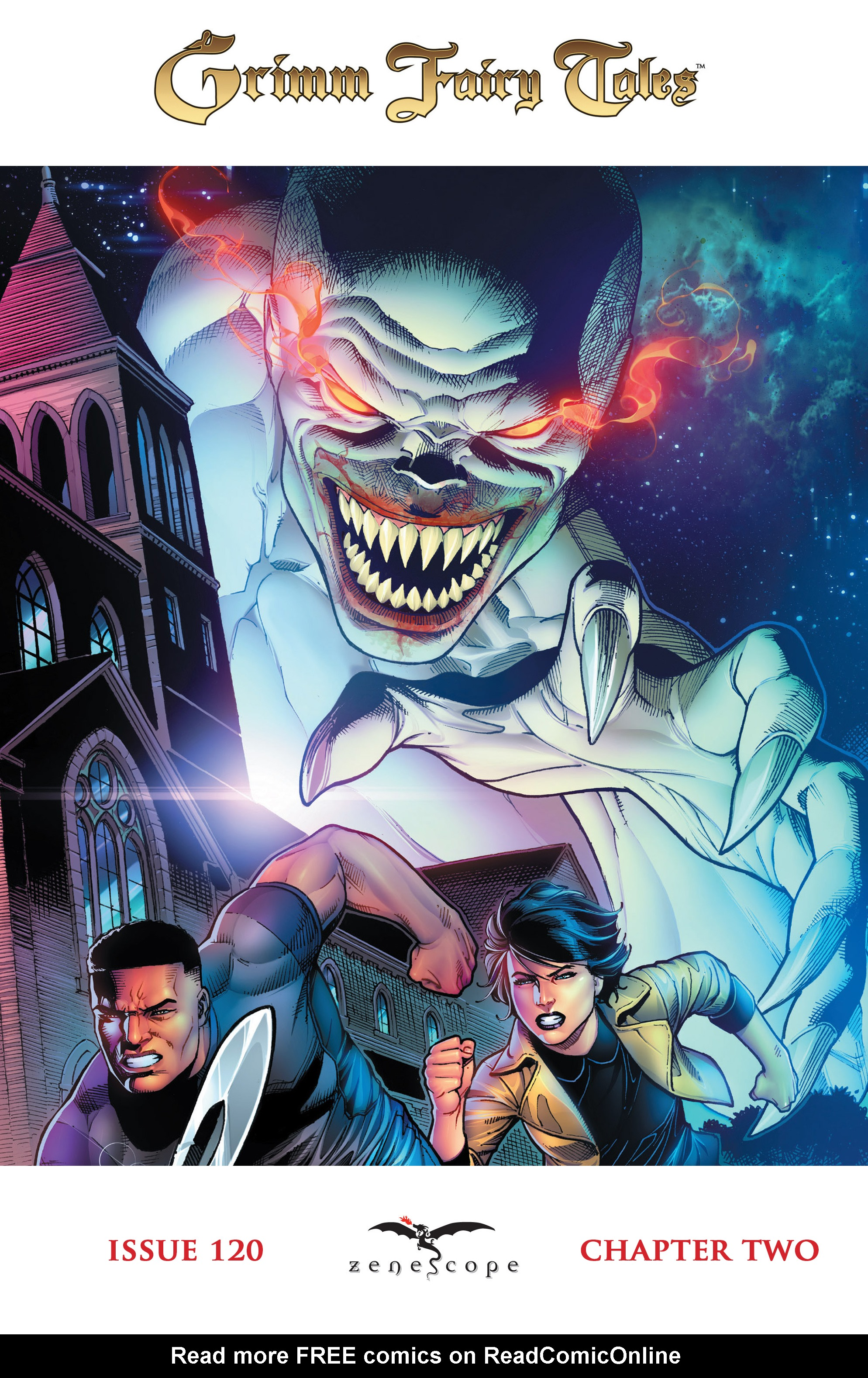 Read online Grimm Fairy Tales: Arcane Acre comic -  Issue # TPB 4 - 30