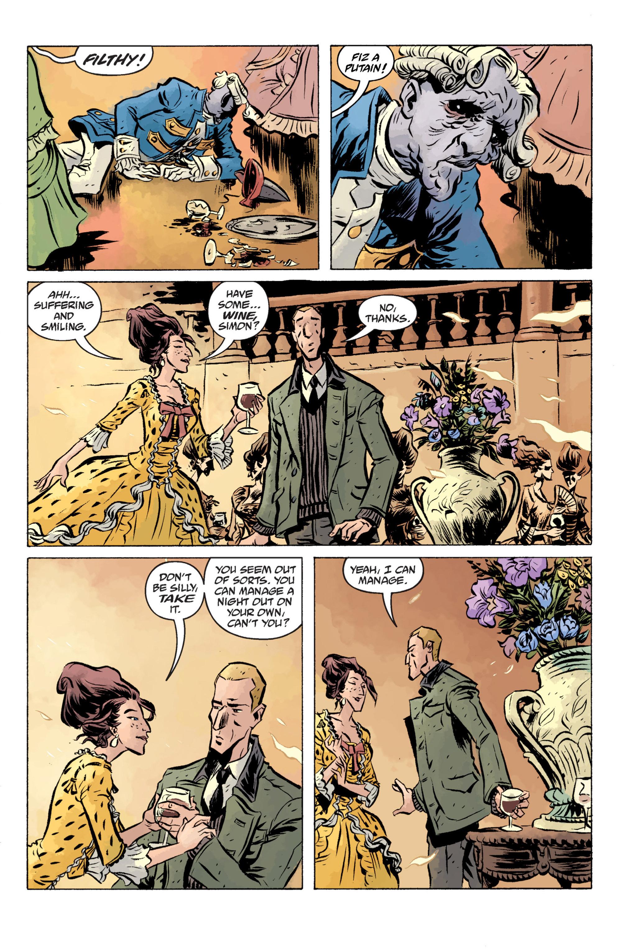 Read online B.P.R.D. (2003) comic -  Issue # TPB 13 - 38