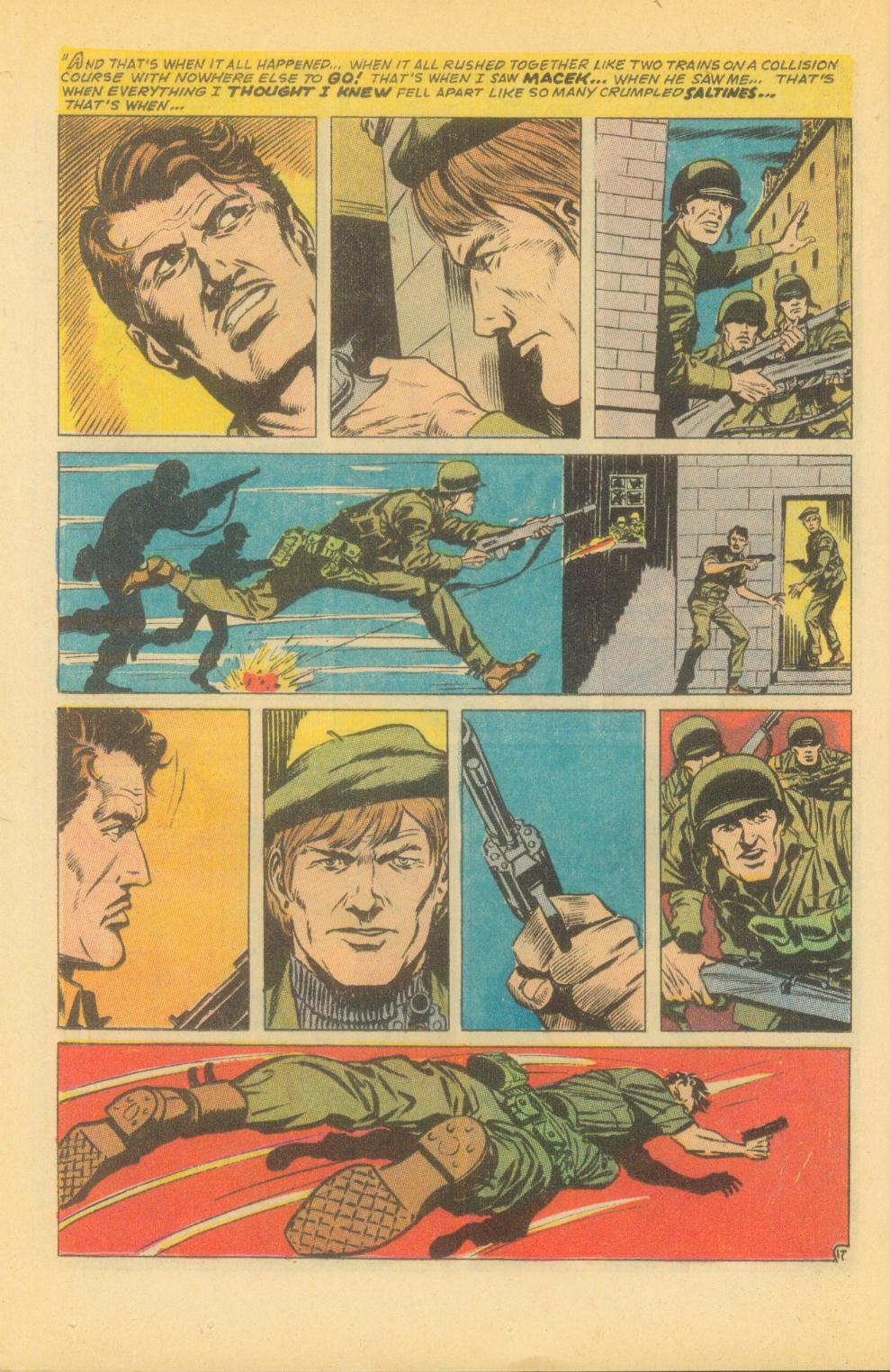 Read online Sgt. Fury comic -  Issue #86 - 24