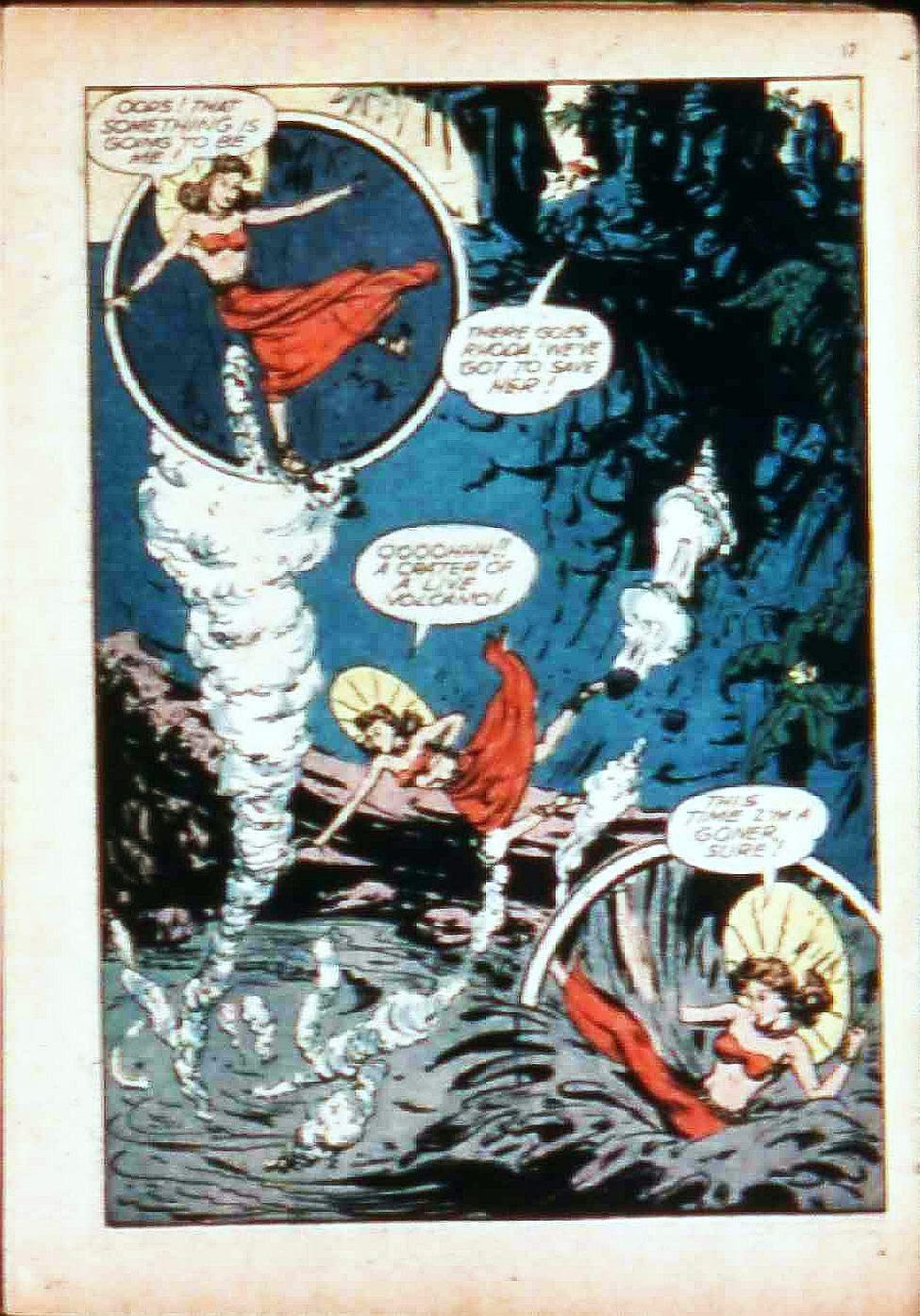 Read online Super-Magician Comics comic -  Issue #17 - 17