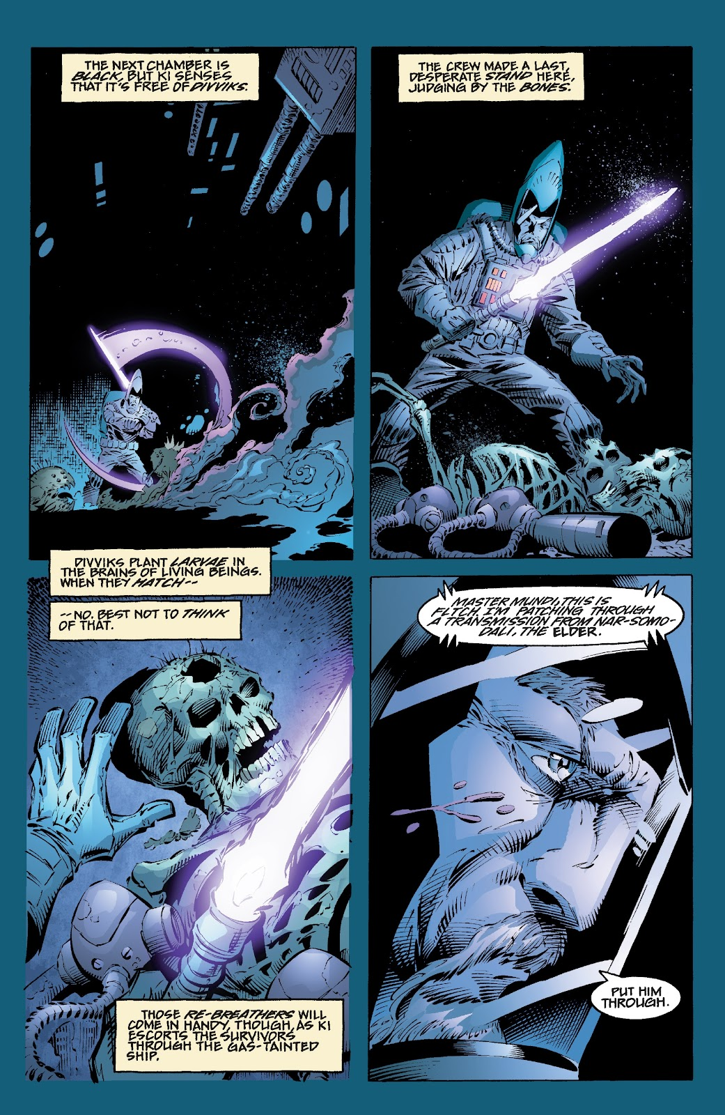 Read online Star Wars Legends: Rise of the Sith - Epic Collection comic -  Issue # TPB 2 (Part 1) - 96