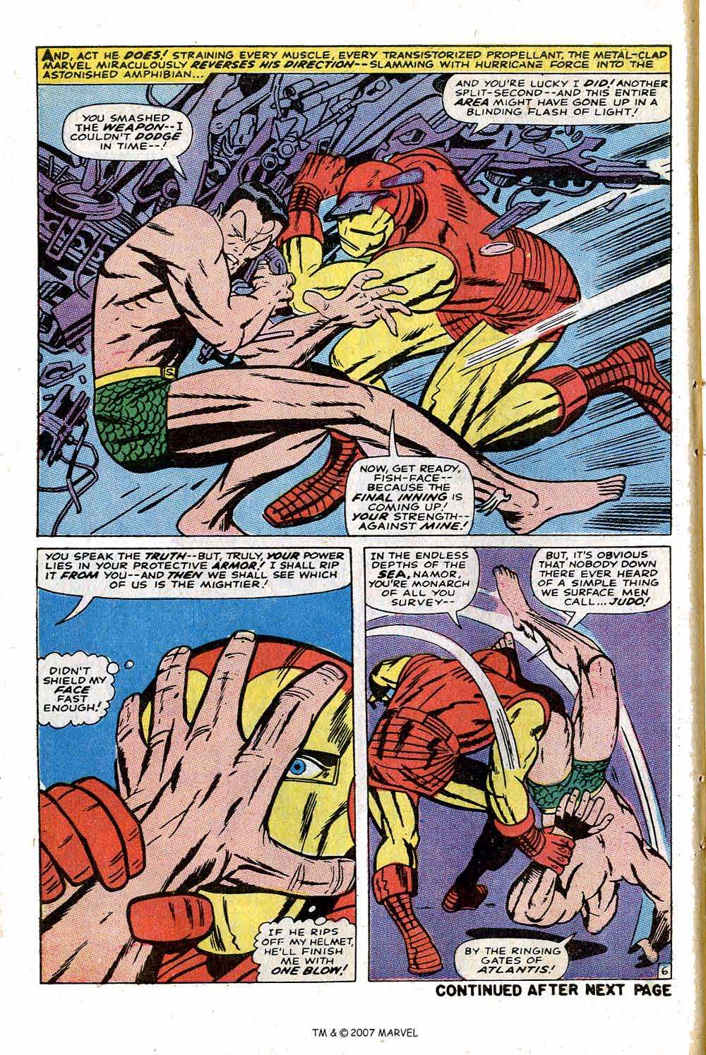 Iron Man Annual issue 1 - Page 58