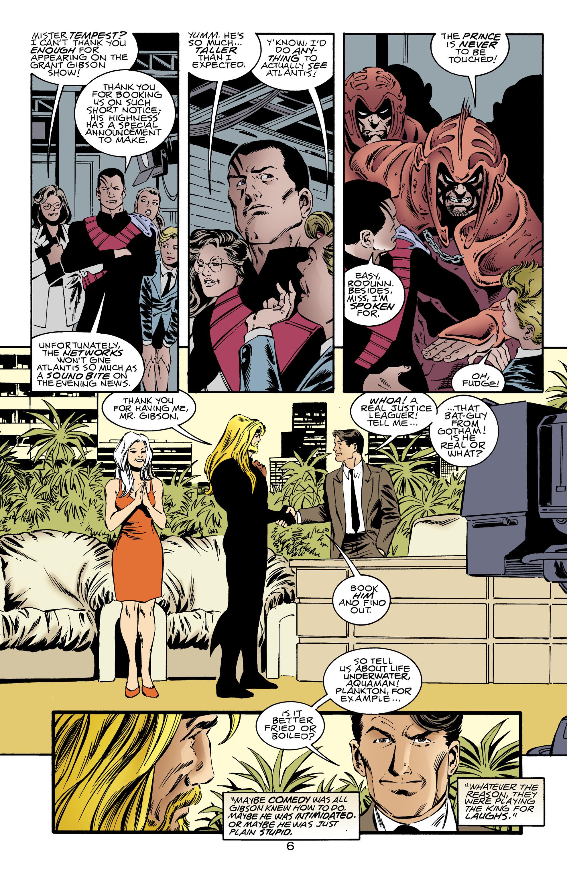 Read online Aquaman (1994) comic -  Issue #63 - 7