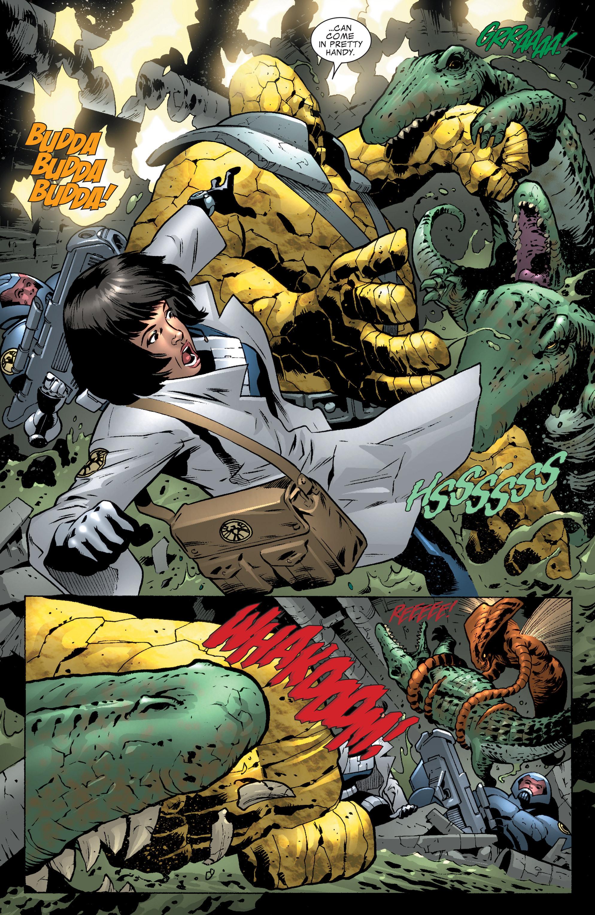 Read online World War Hulk Aftersmash: Warbound, Vol. 1 comic -  Issue #1 - 4