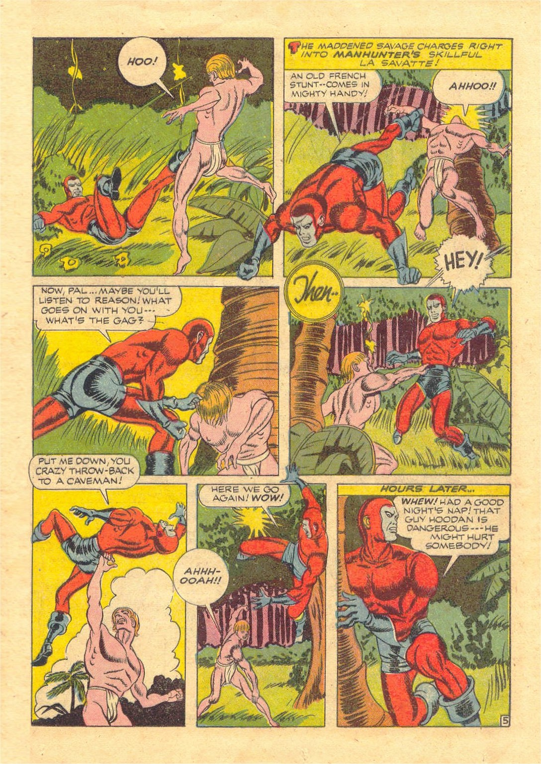 Read online Adventure Comics (1938) comic -  Issue #87 - 48
