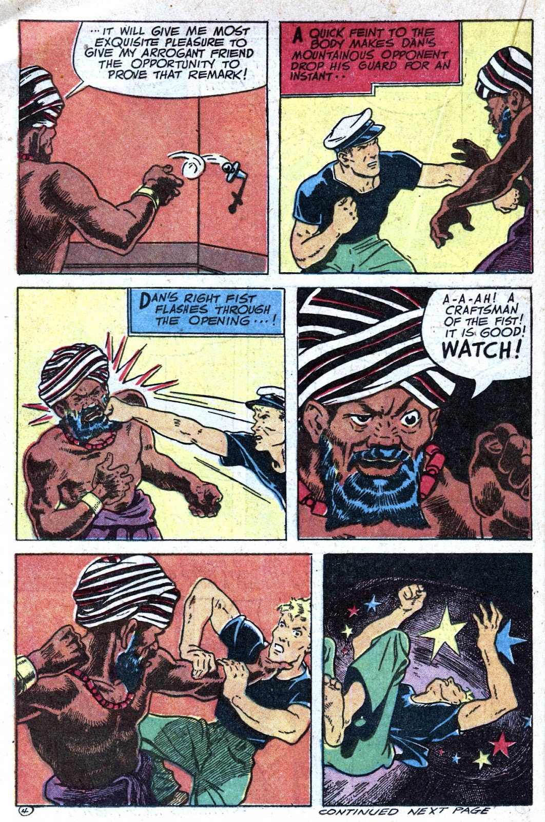 Read online Famous Funnies comic -  Issue #128 - 24