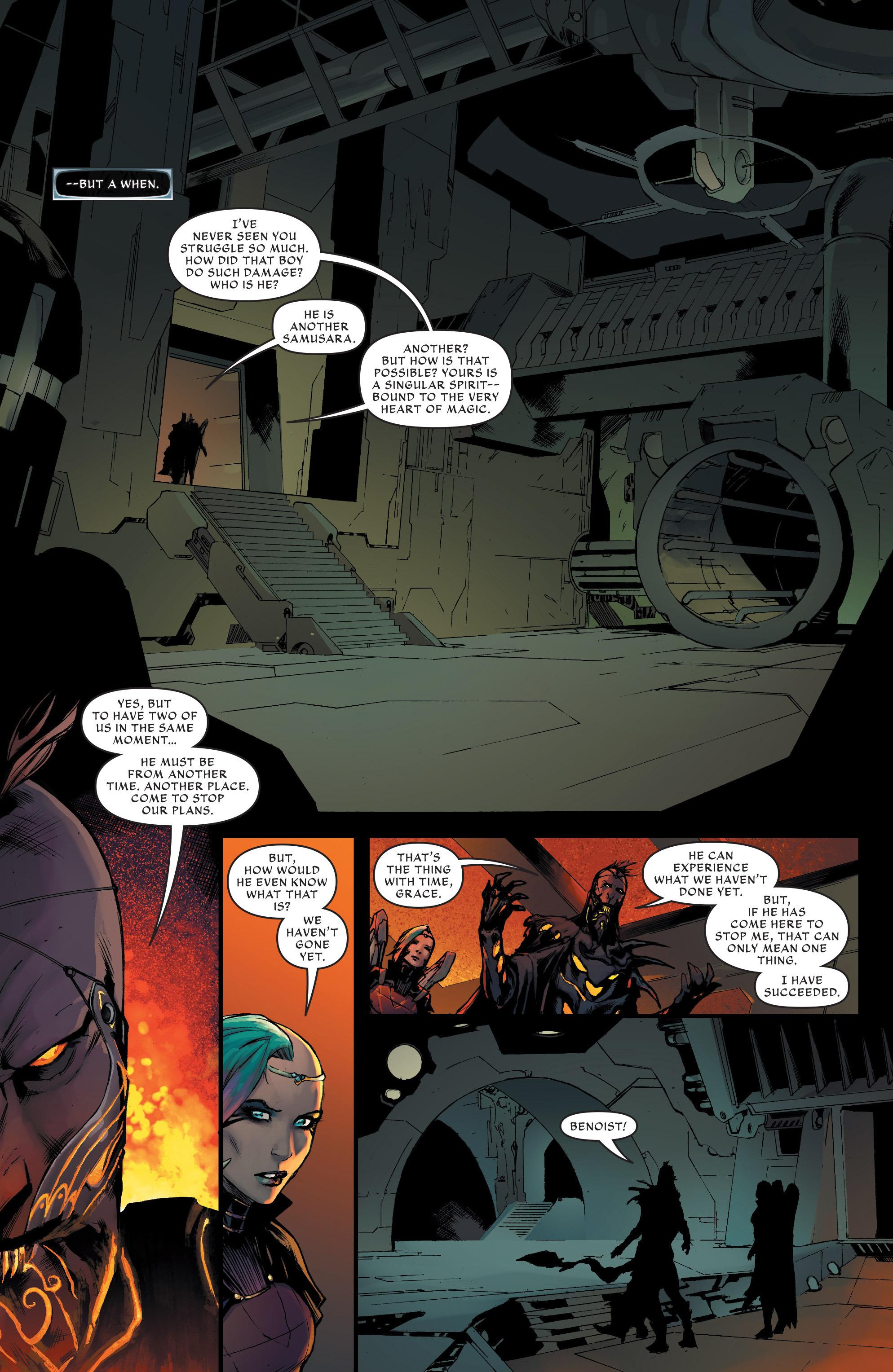 Read online Aspen Universe: Revelations comic -  Issue #2 - 13