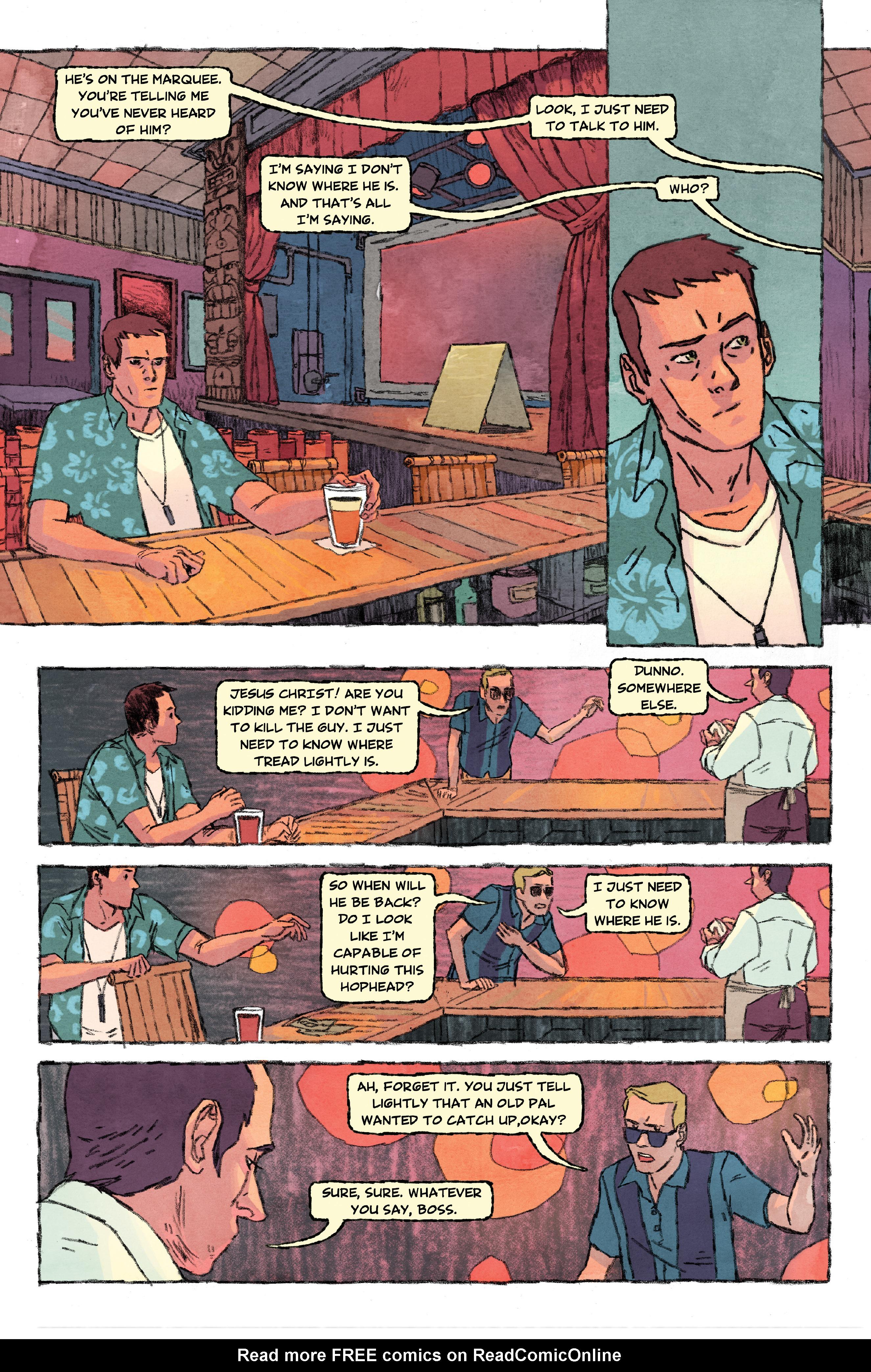 Read online Aloha, Hawaiian Dick comic -  Issue #3 - 3