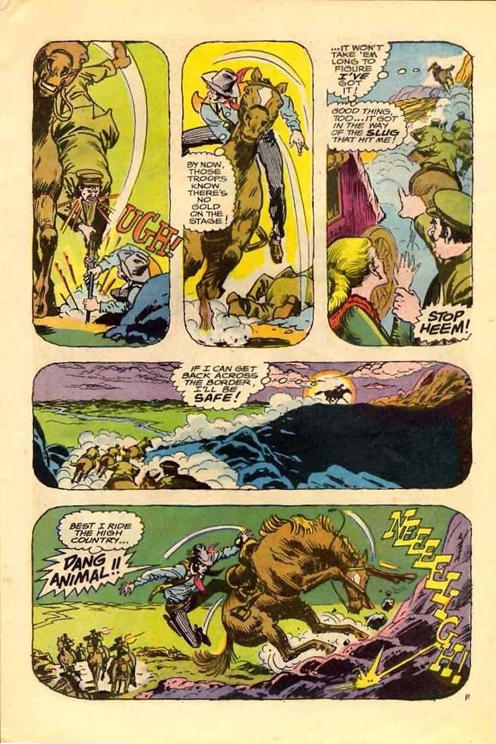 Bat Lash (1968) issue 4 - Page 15