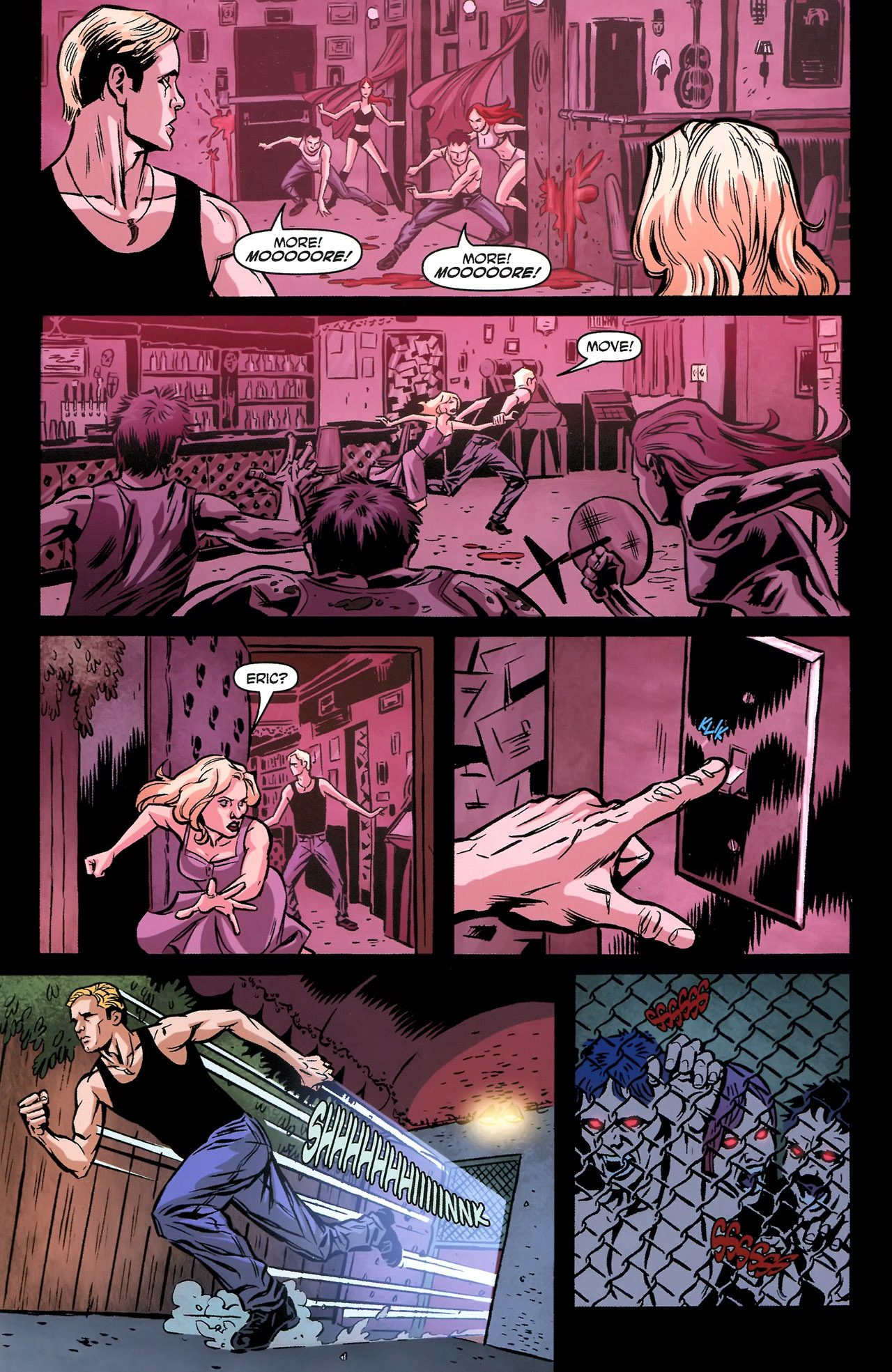 Read online True Blood: Tainted Love comic -  Issue #3 - 15