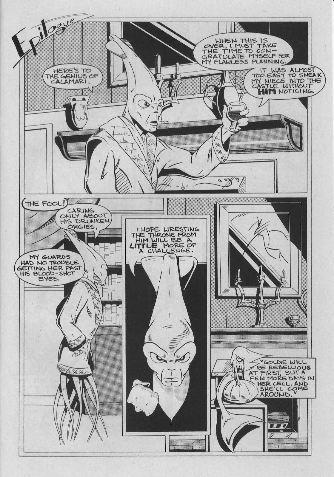 The Fish Police issue 2 - Page 23