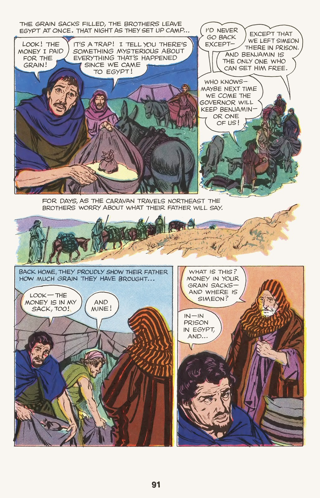 The Picture Bible issue TPB (Part 1) - Page 93
