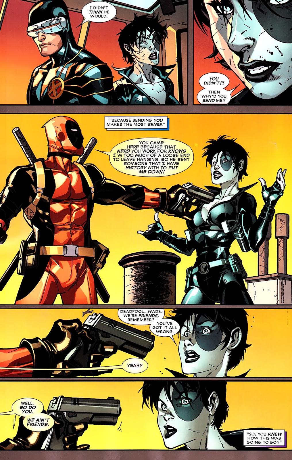 Read online Deadpool (2008) comic -  Issue #16 - 17
