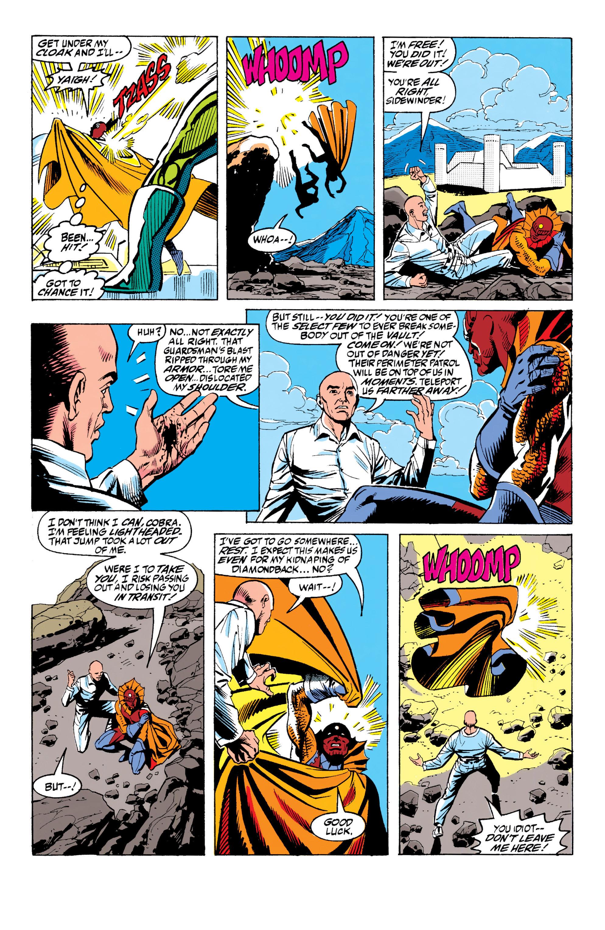 Read online Captain America (1968) comic -  Issue # _Annual 10 - 42