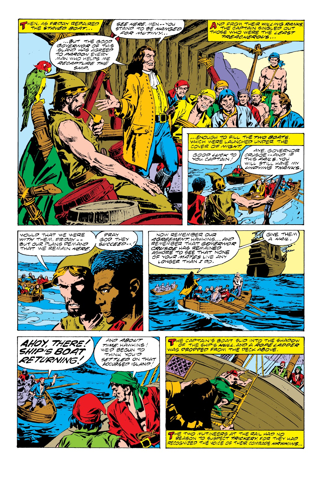 Marvel Classics Comics Series Featuring issue 19 - Page 47