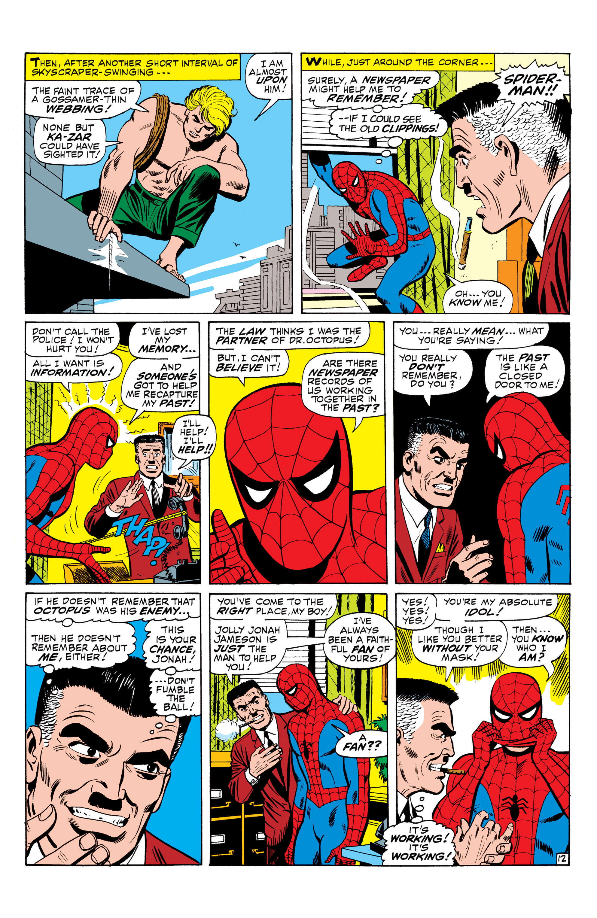 The Amazing Spider-Man (1963) 57 Page 12