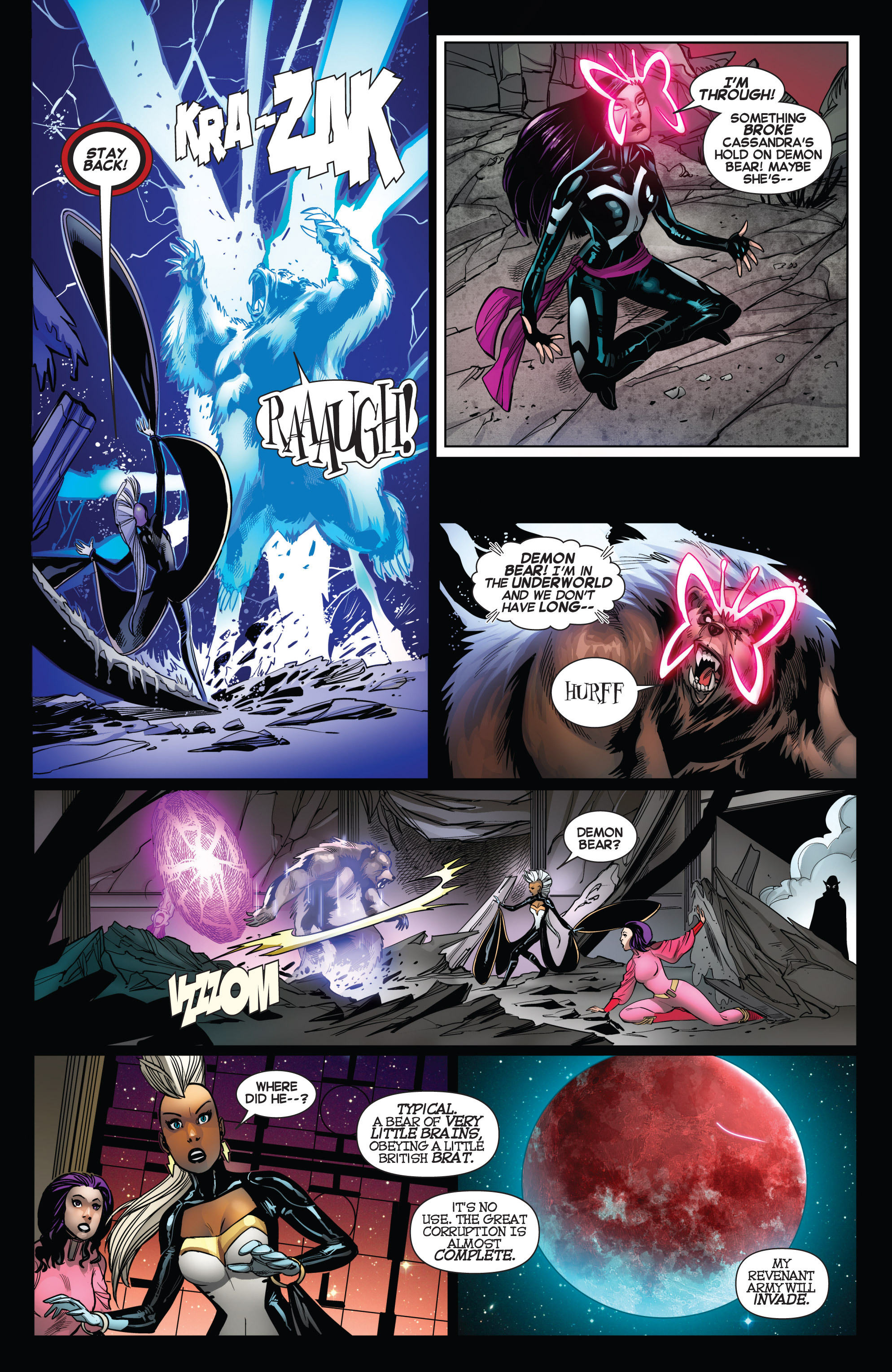 Read online Uncanny X-Force (2013) comic -  Issue #15 - 10