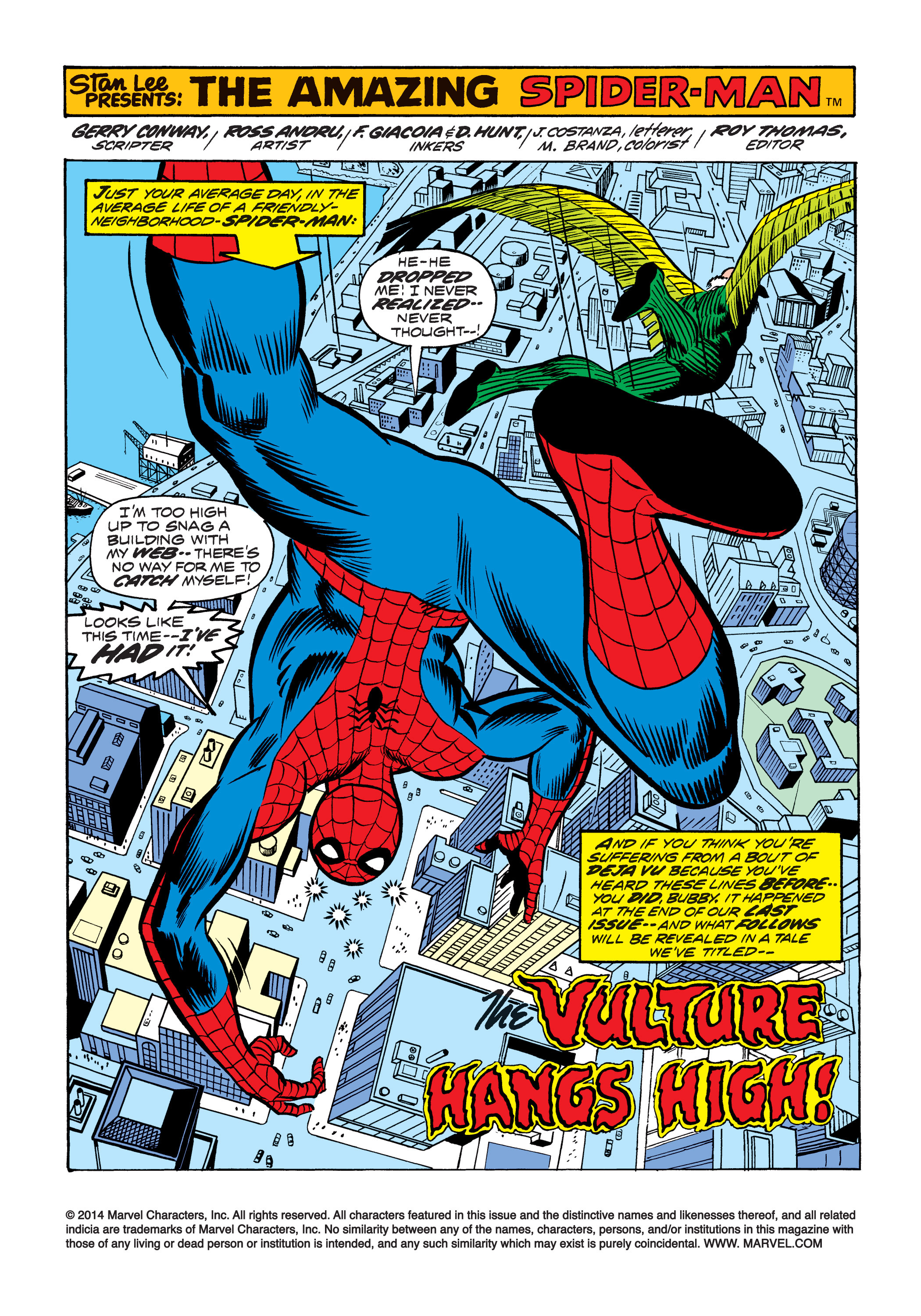 The Amazing Spider-Man (1963) 128 Page 1