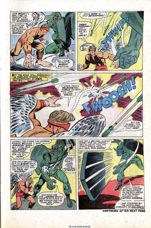 Read online Uncanny X-Men (1963) comic -  Issue #77 - 25