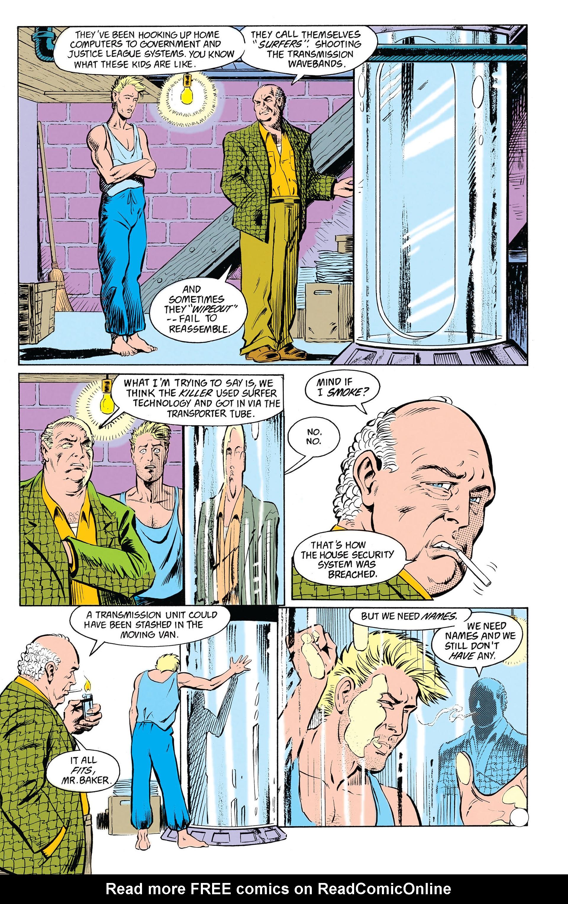 Read online Animal Man (1988) comic -  Issue #20 - 18