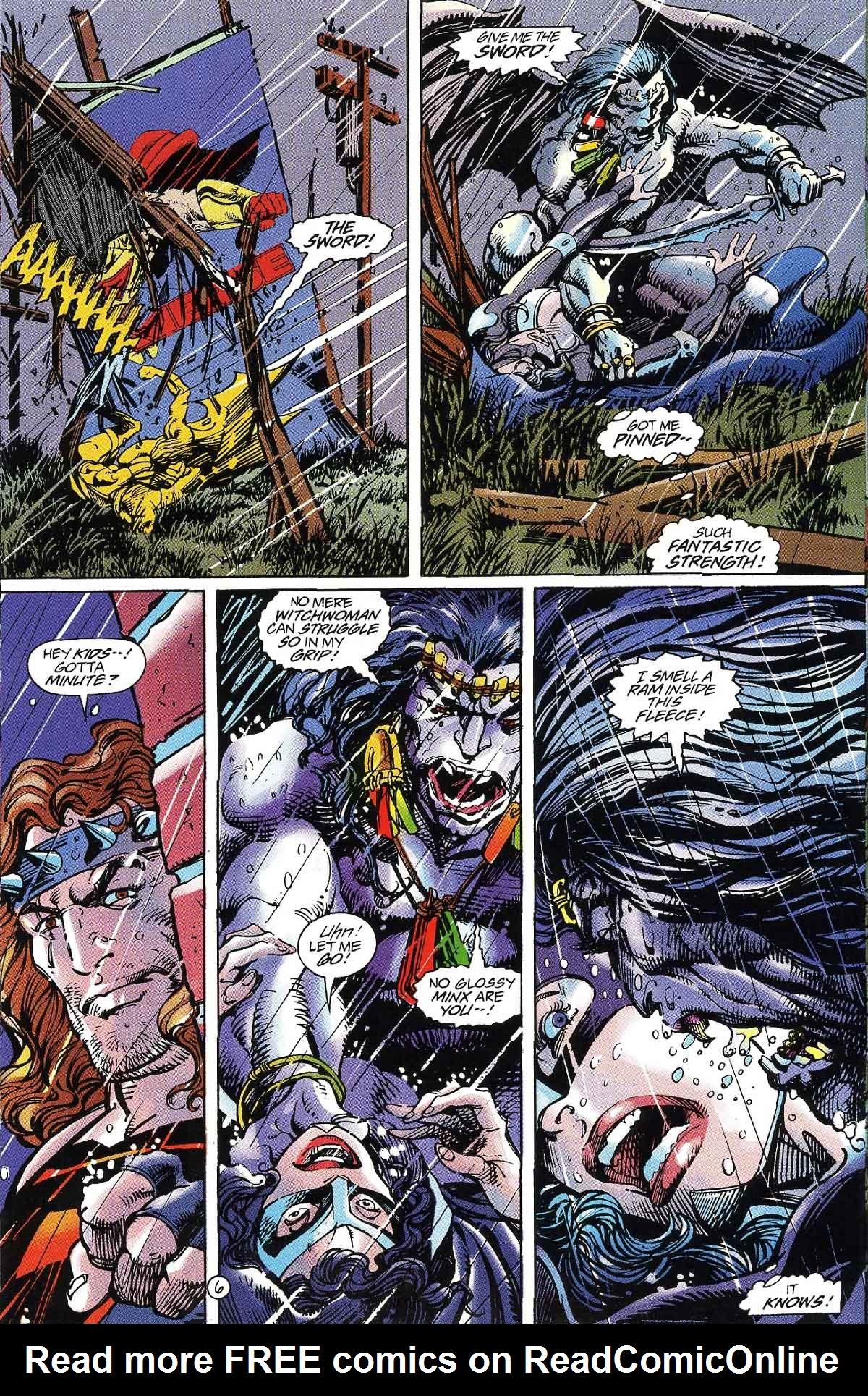 Read online Rune (1994) comic -  Issue #6 - 8