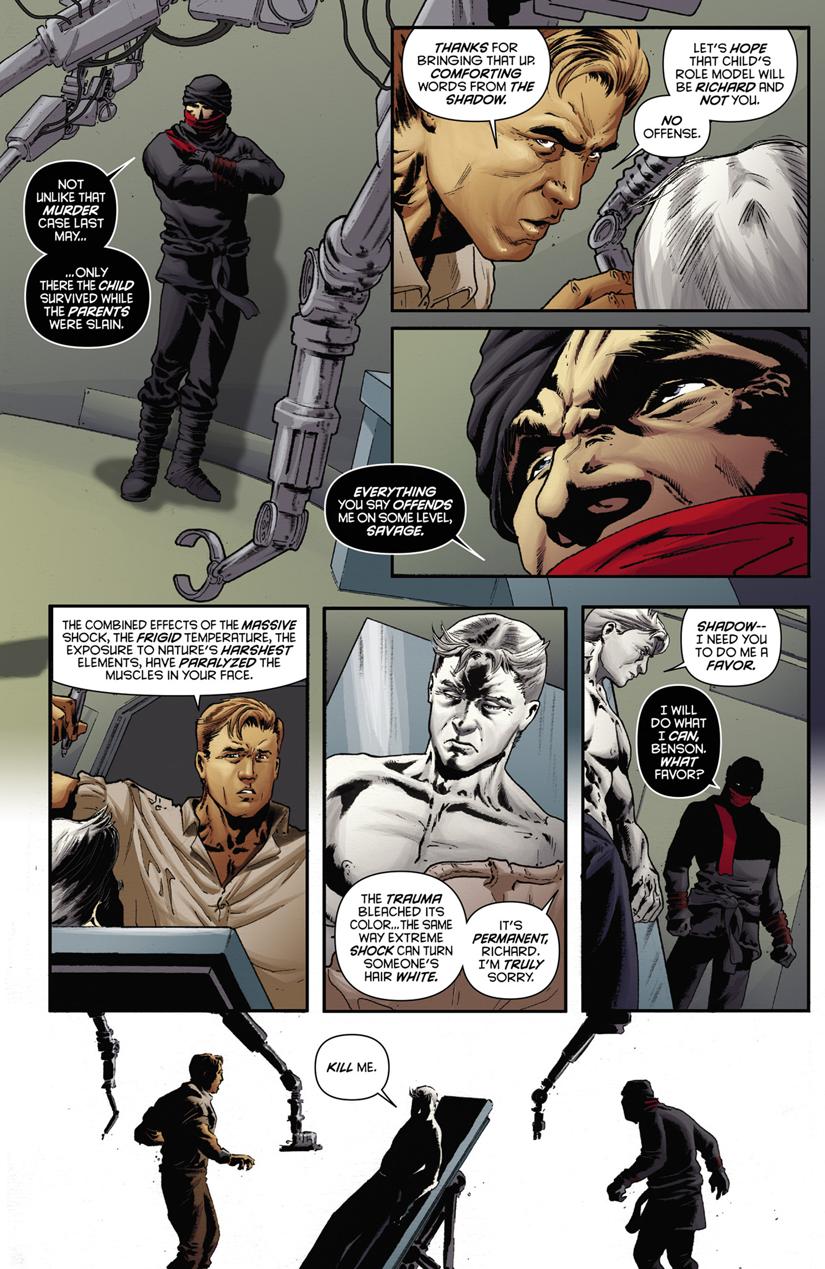 Read online Justice, Inc. comic -  Issue #3 - 16