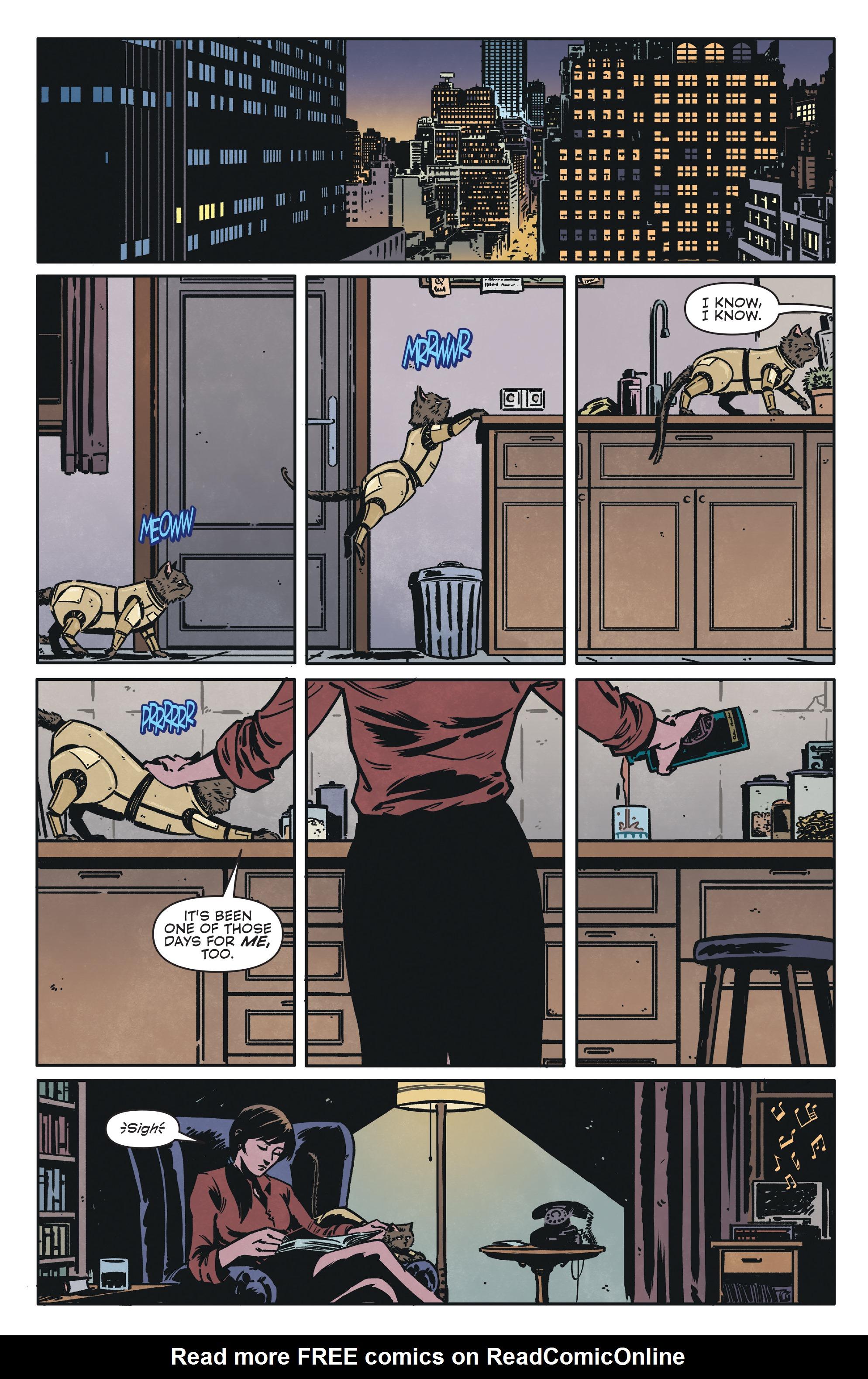 Read online Magnus comic -  Issue #1 - 16
