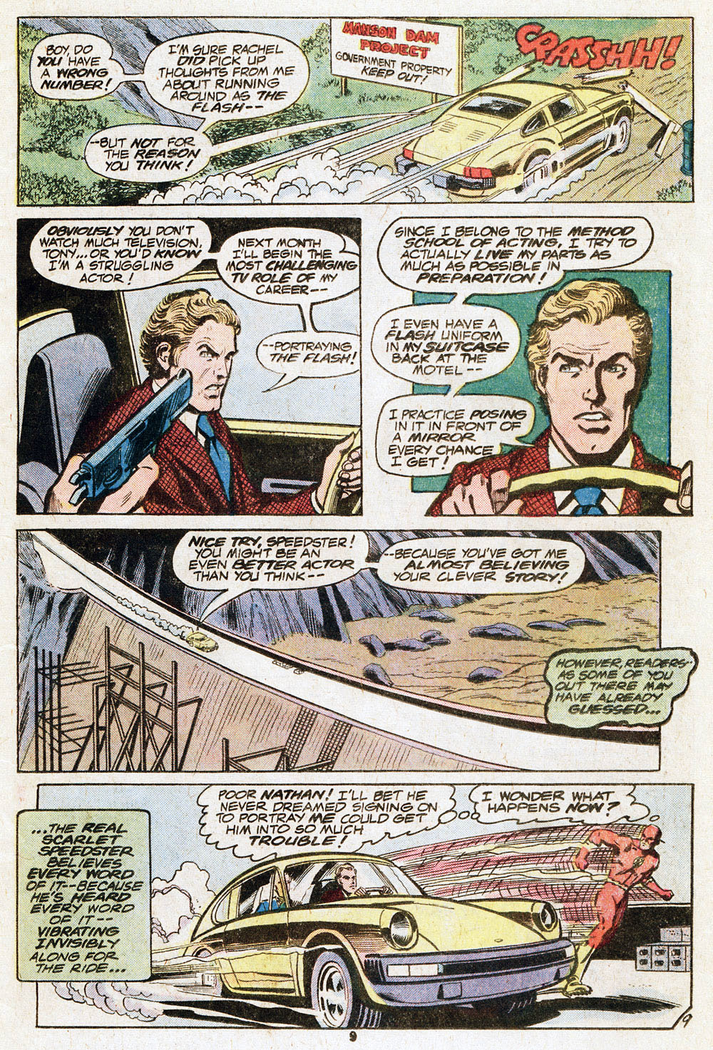 Read online Adventure Comics (1938) comic -  Issue #459 - 11