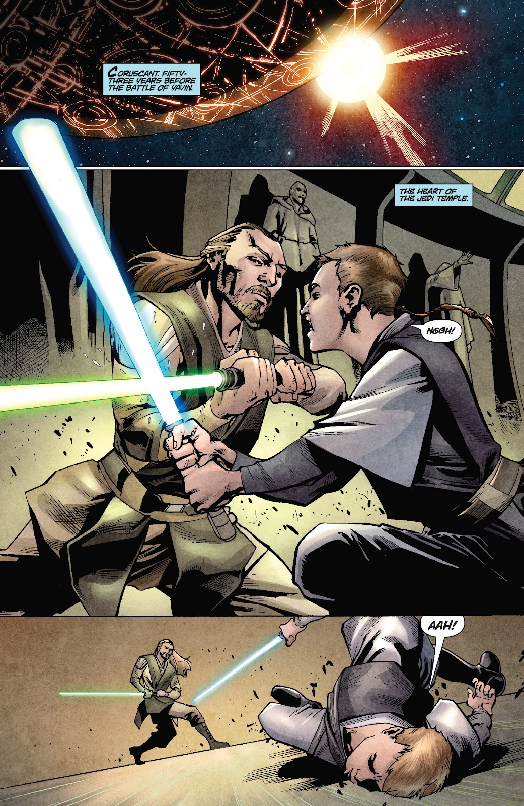 Read online Star Wars Legends: Rise of the Sith - Epic Collection comic -  Issue # TPB 1 (Part 1) - 83