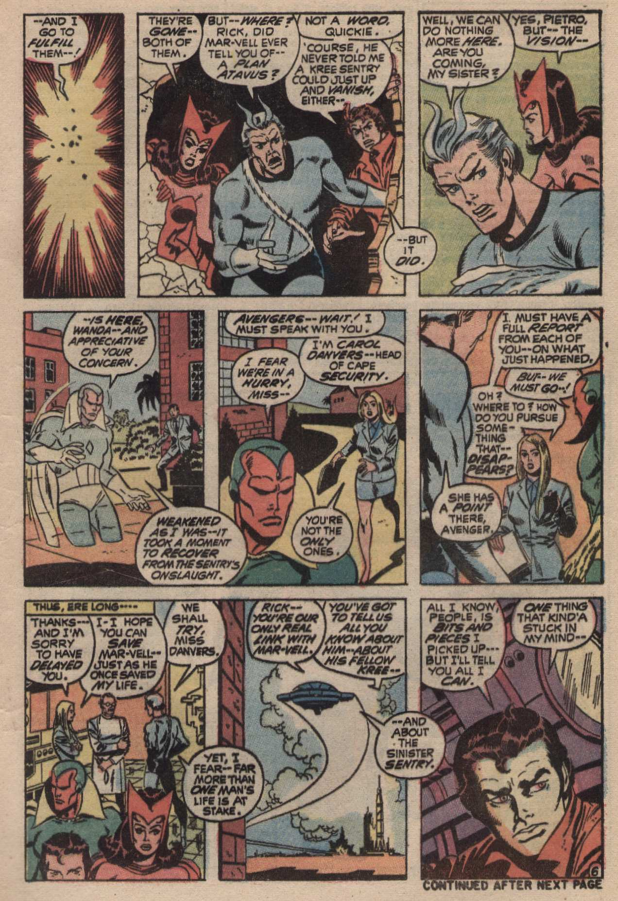 The Avengers (1963) 90 Page 6