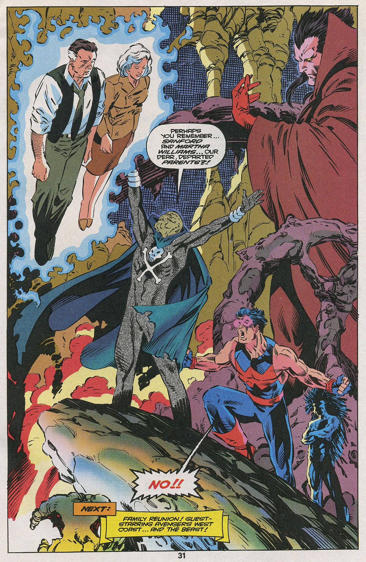 Read online Wonder Man (1991) comic -  Issue #22 - 22