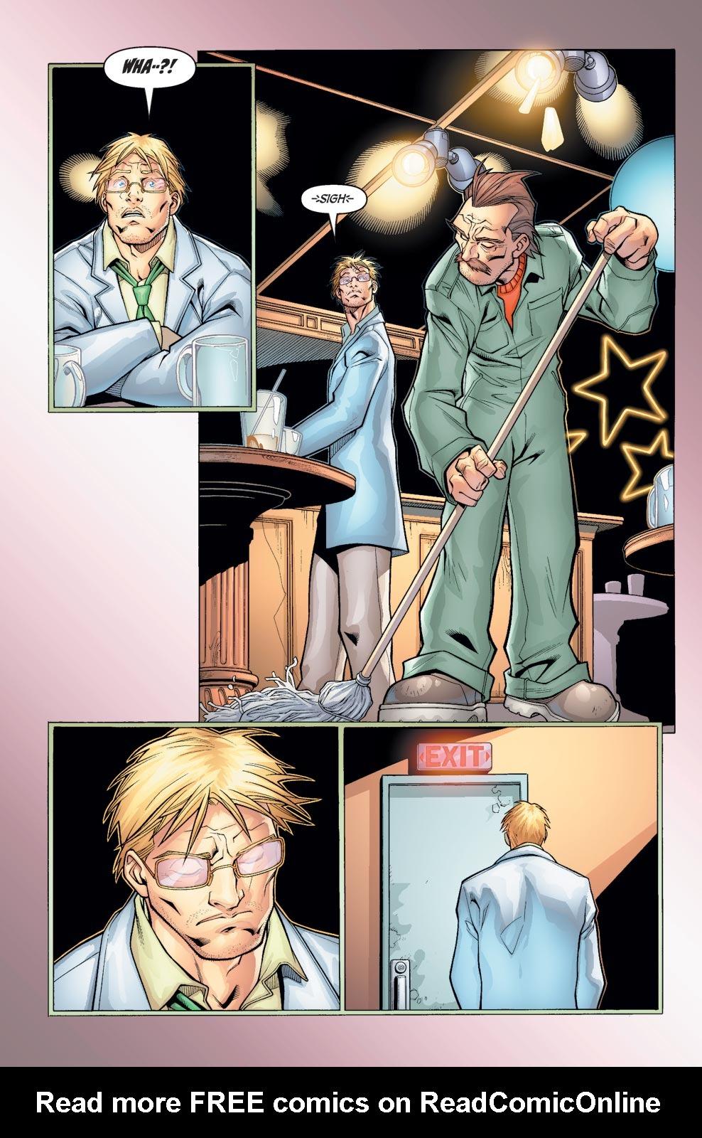 Read online Alpha Flight (2004) comic -  Issue #1 - 20