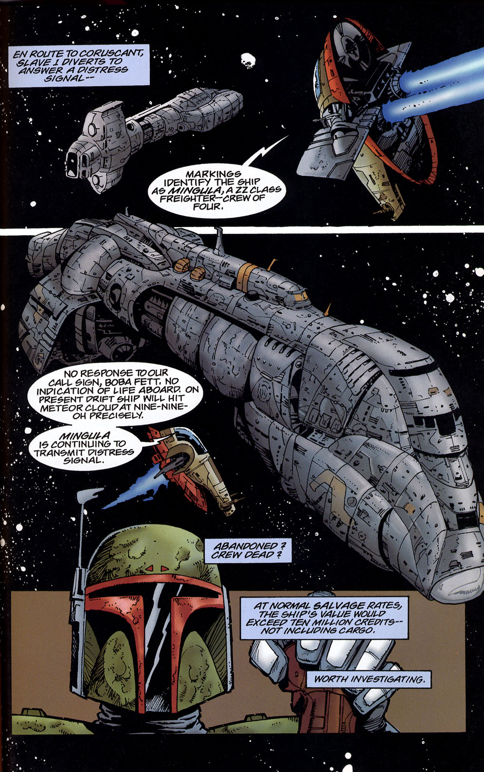 Read online Star Wars Omnibus comic -  Issue # Vol. 12 - 281