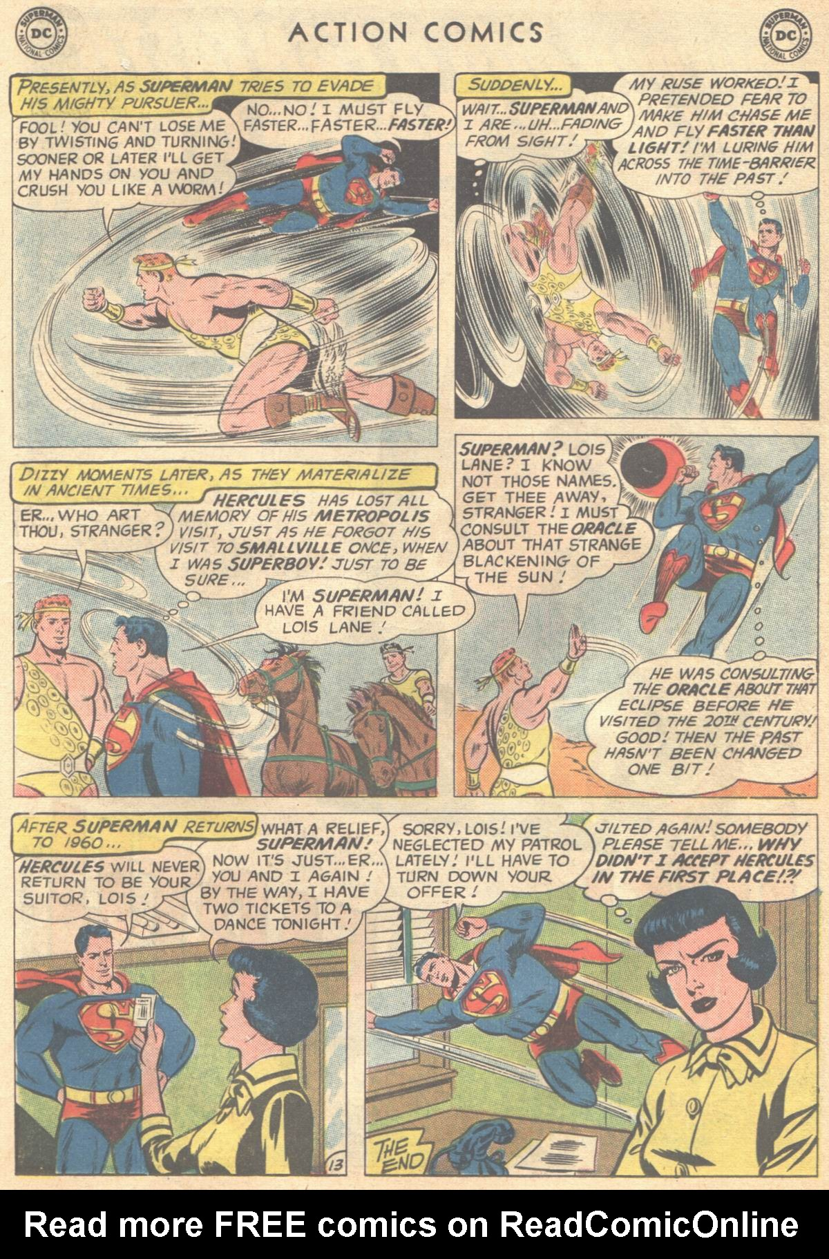 Read online Action Comics (1938) comic -  Issue #268 - 15