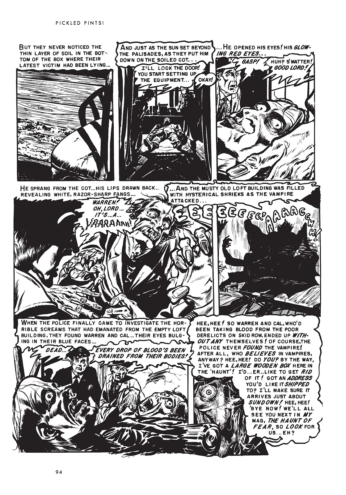 Read online Sucker Bait and Other Stories comic -  Issue # TPB (Part 2) - 9