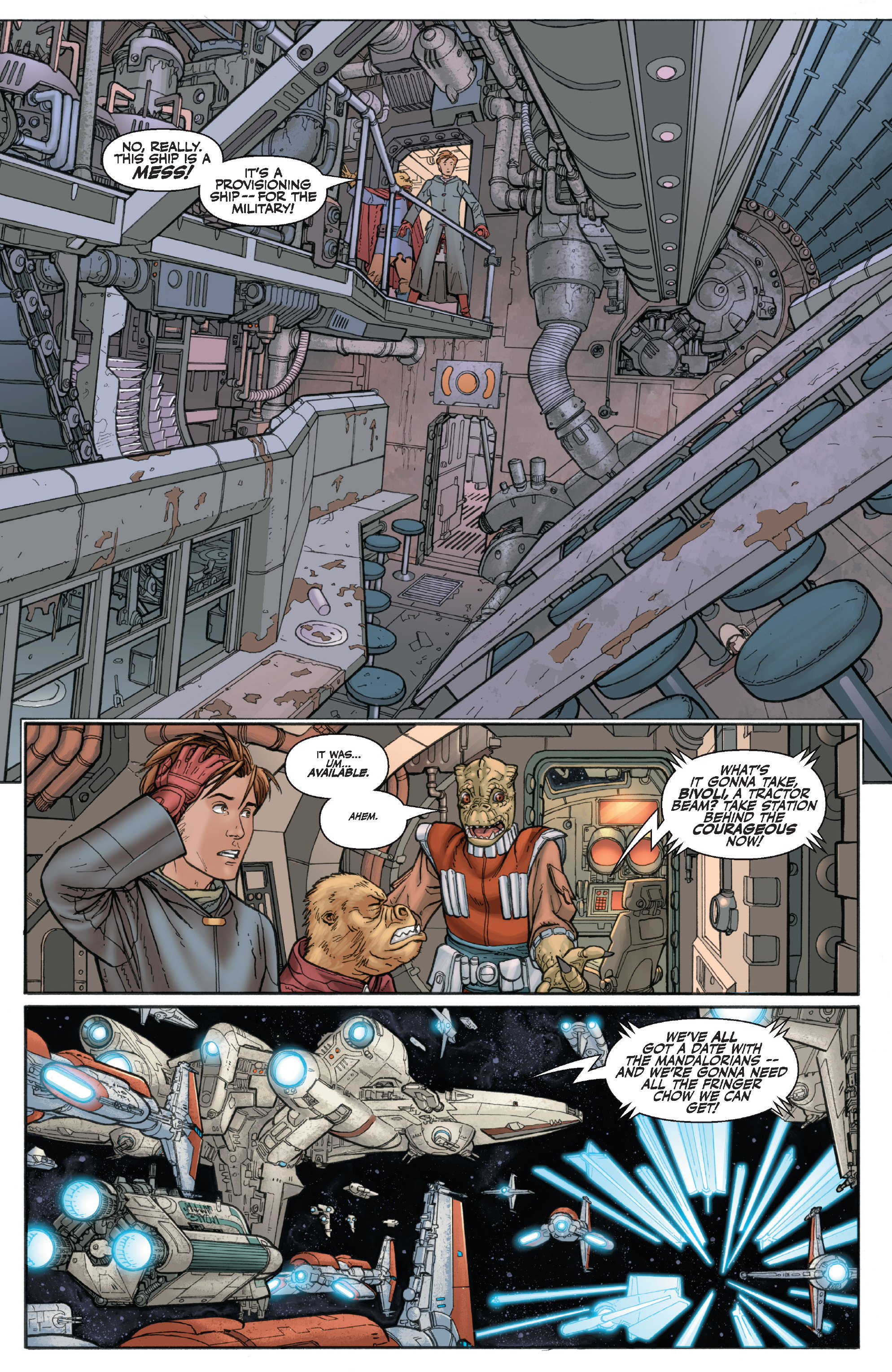 Read online Star Wars Omnibus comic -  Issue # Vol. 29 - 293