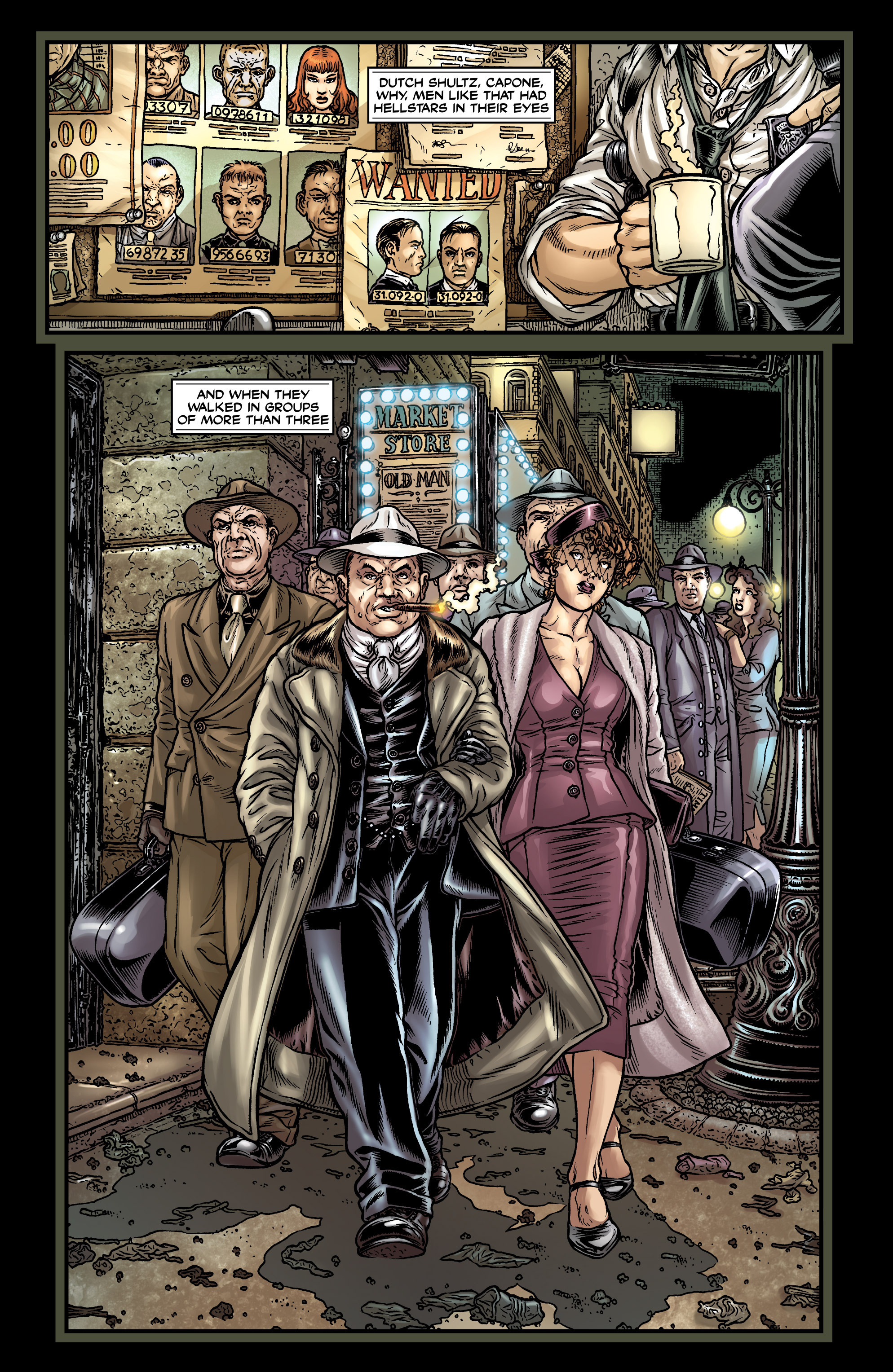 Read online Alan Moore's Another Suburban Romance comic -  Issue #Alan Moore's Another Suburban Romance Full - 35