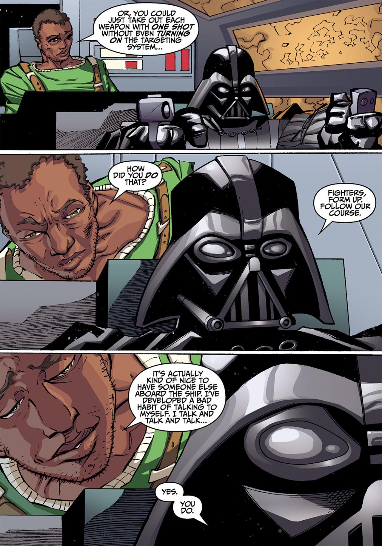 Read online Star Wars Omnibus comic -  Issue # Vol. 33 - 266