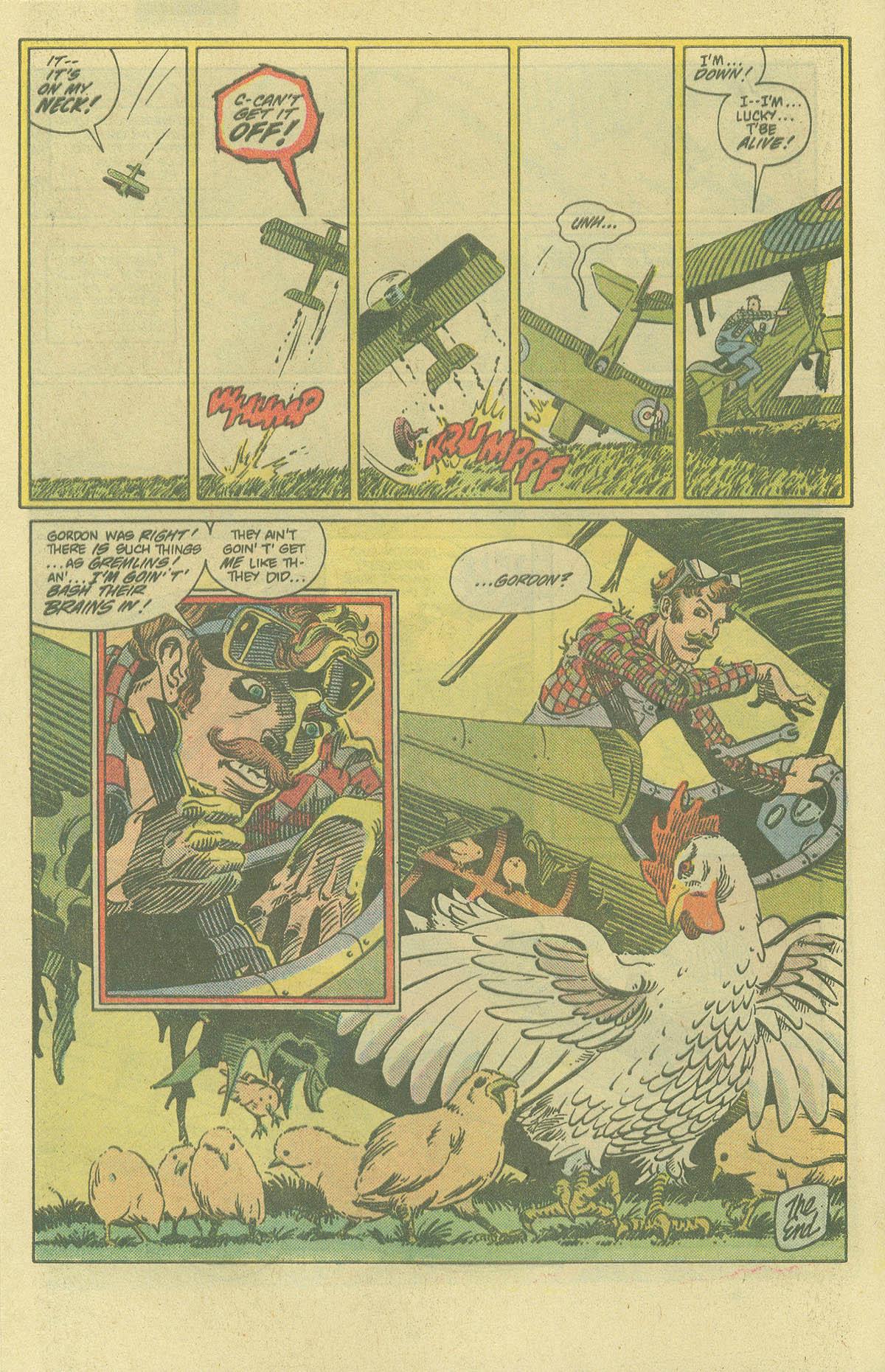 Read online Sgt. Rock comic -  Issue #394 - 26